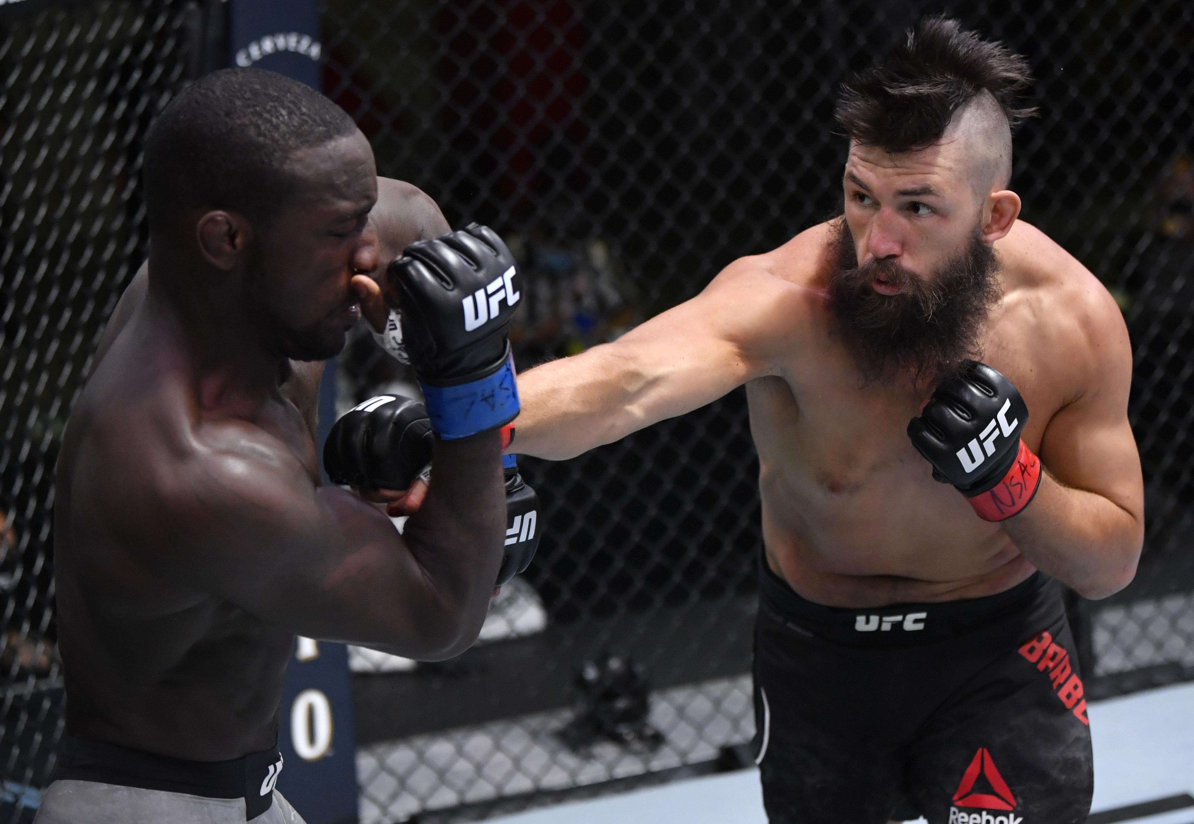 UFC Fight Night: Barberena v Ivy