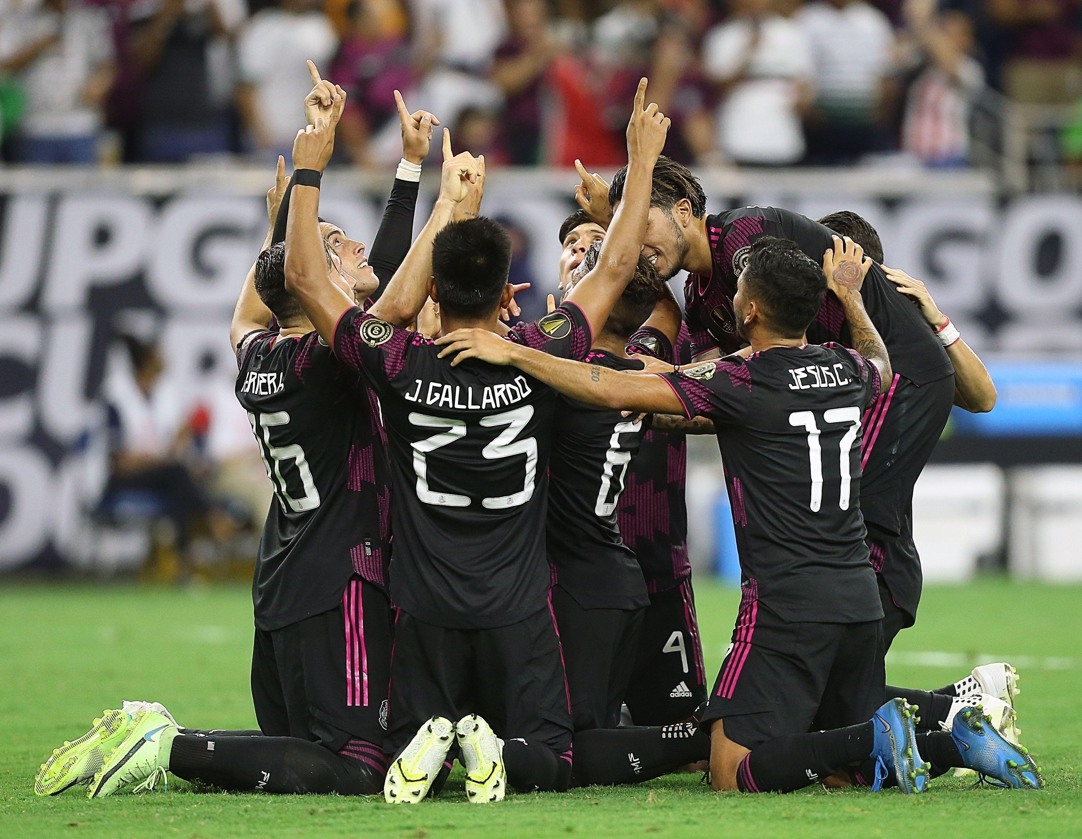 Mexico v Canada: Semifinals - 2021 CONCACAF Gold Cup