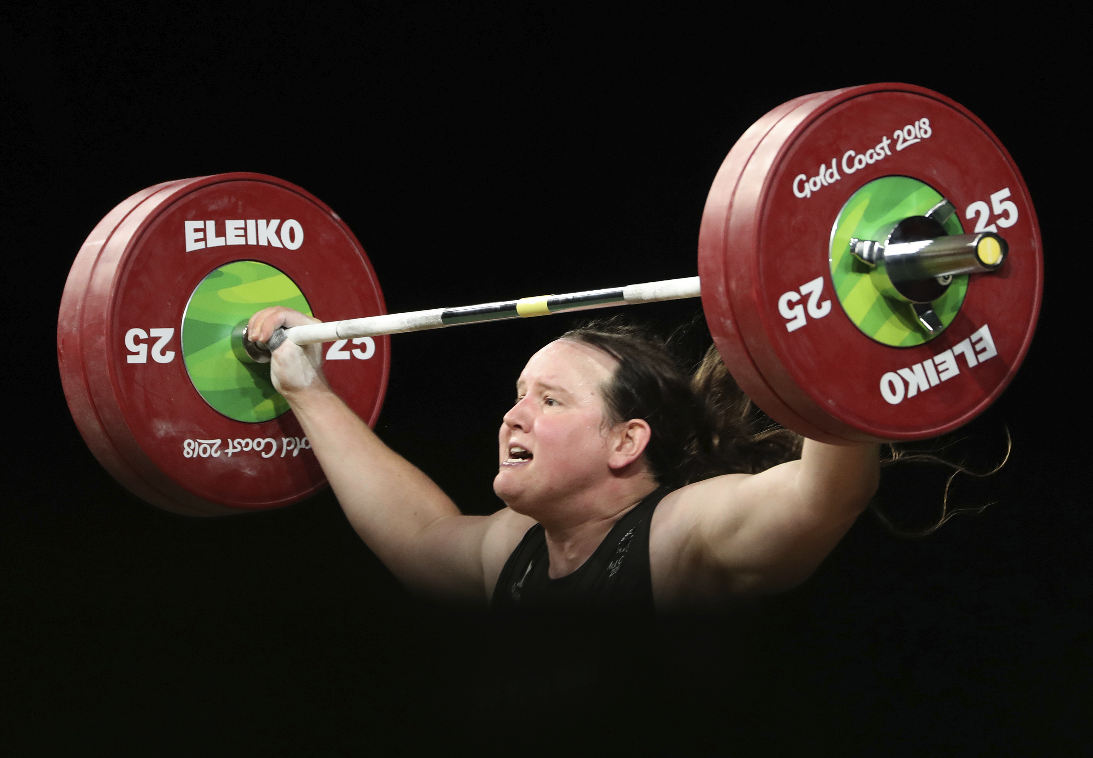 """""""The Olympic Games are a global celebration of our hopes, our ideals and our values. I commend the IOC for its commitment to making sport inclusive and accessible,""""  Transgender weightlifter Laurel Hubbard said."""