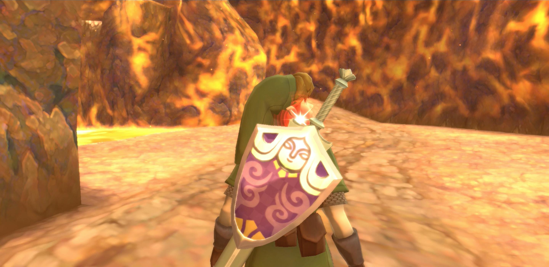 Eldin Silent Realm and Volcano Summit walkthrough – Zelda: Skyward Sword HD guide