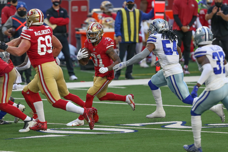 NFL: DEC 20 49ers at Cowboys