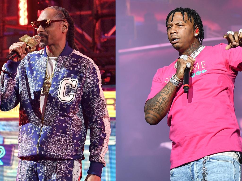 Snoop Dogg and Moneybagg Yo