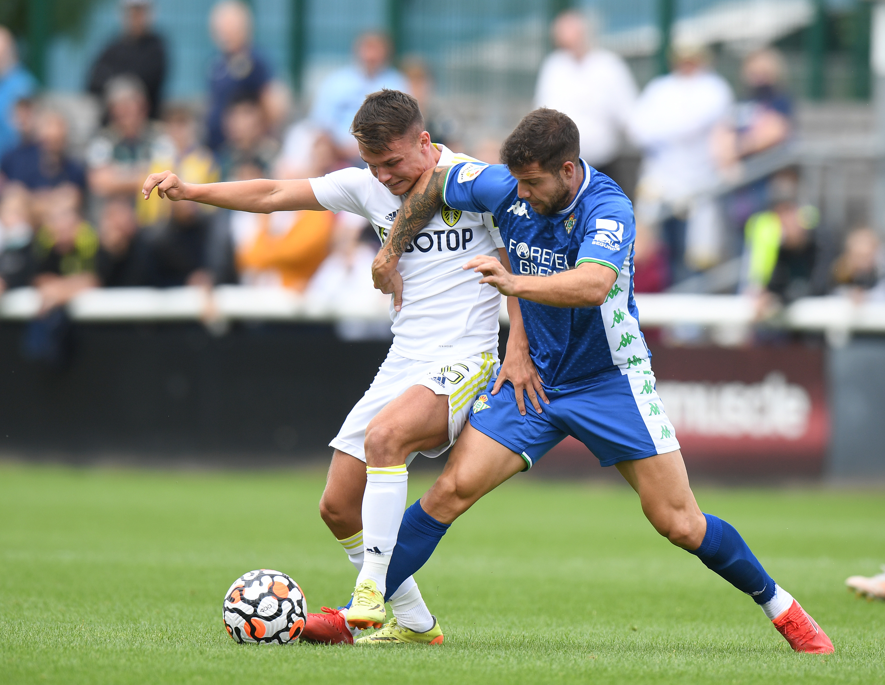 Leeds United v Real Betis: Pre-Season Friendly