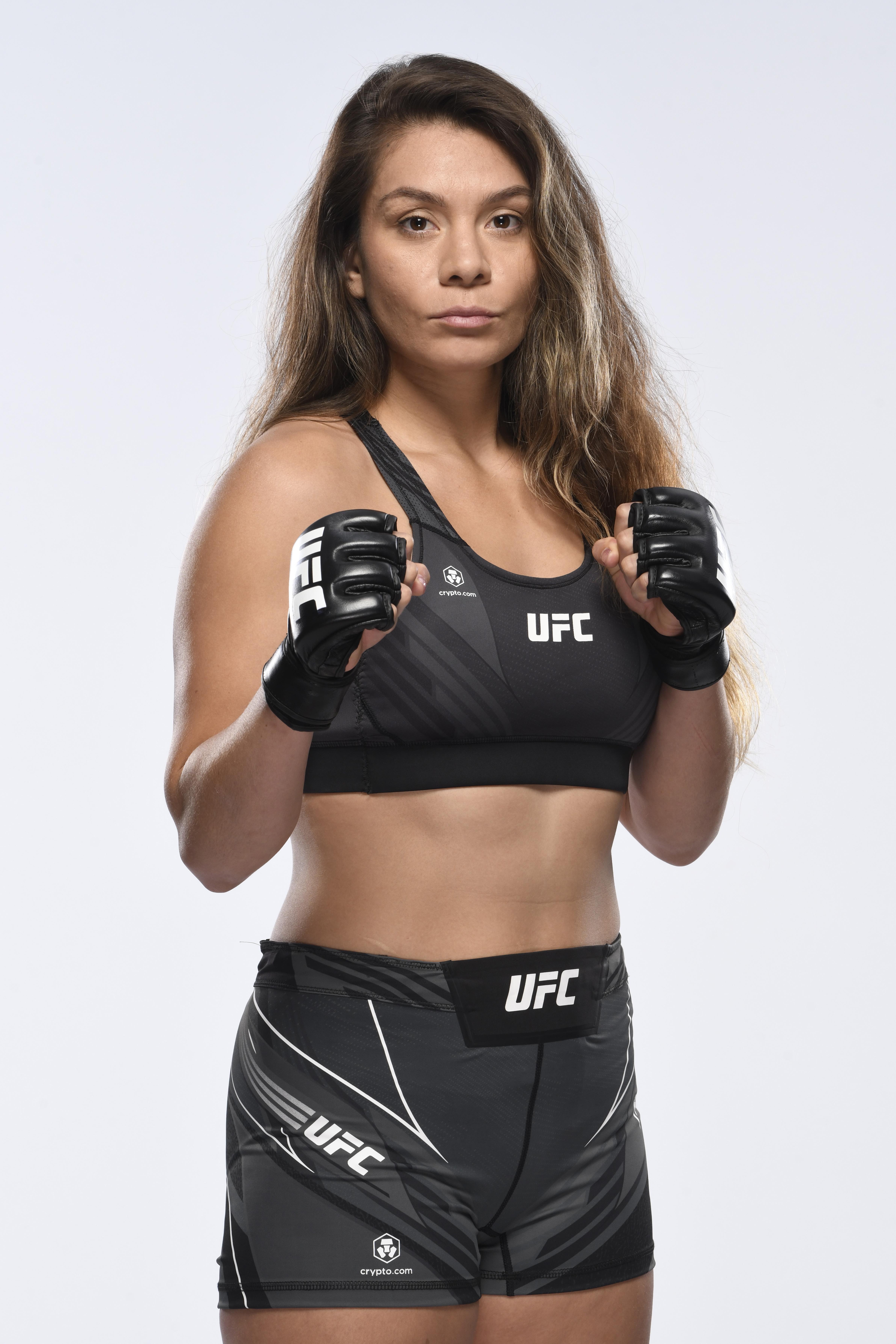 UFC Fighter Portraits - Nicco Montano
