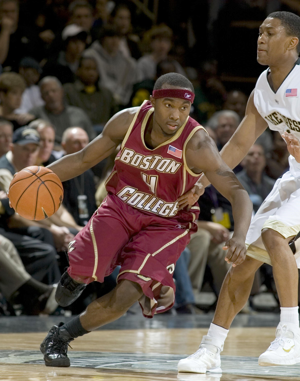 NCAA Men's Basketball - Boston College vs Wake Forest - February 8, 2006