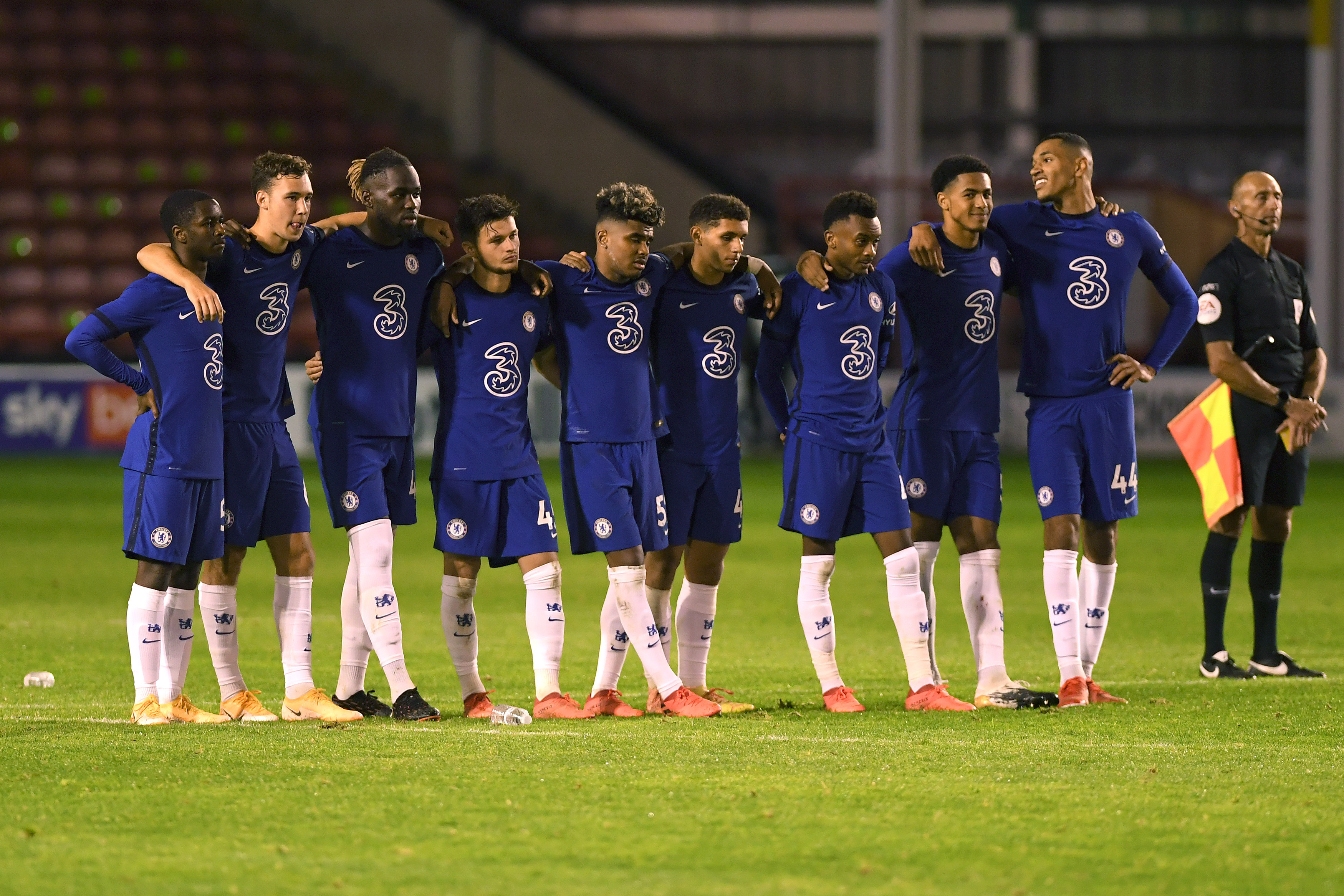 Chelsea Development Squad v Walsall: EFL Trophy