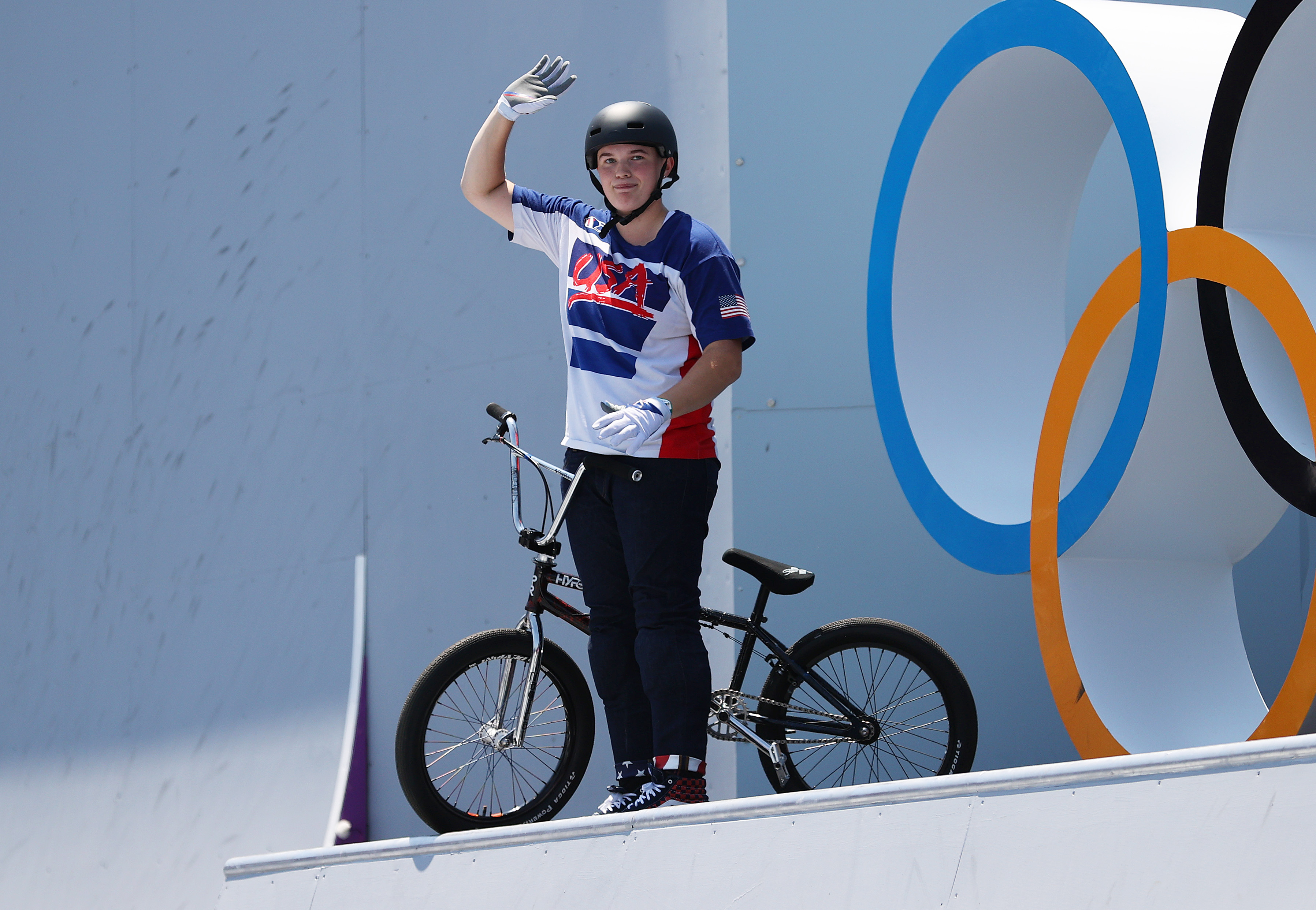 Cycling - BMX Freestyle - Olympics: Day 9