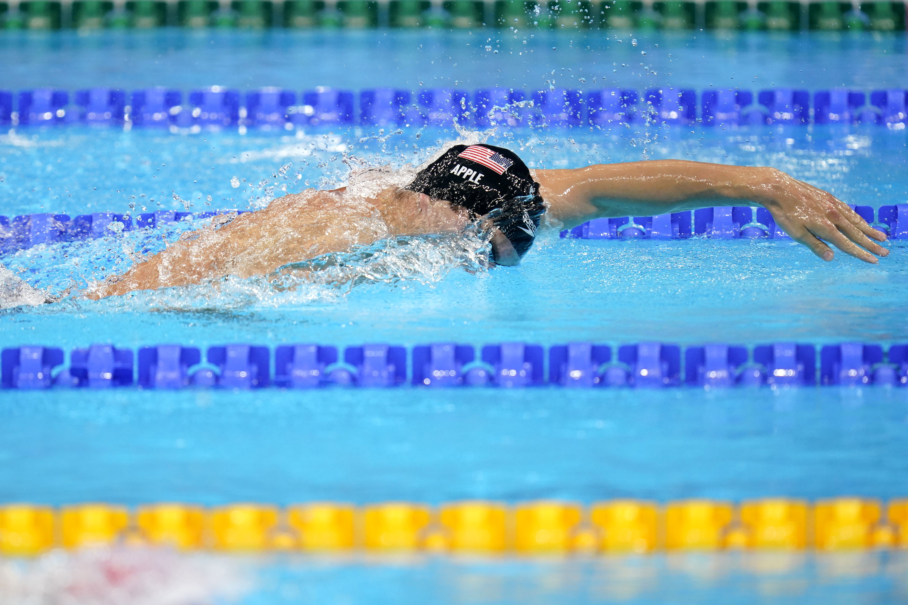 Olympics: Swimming-July 28