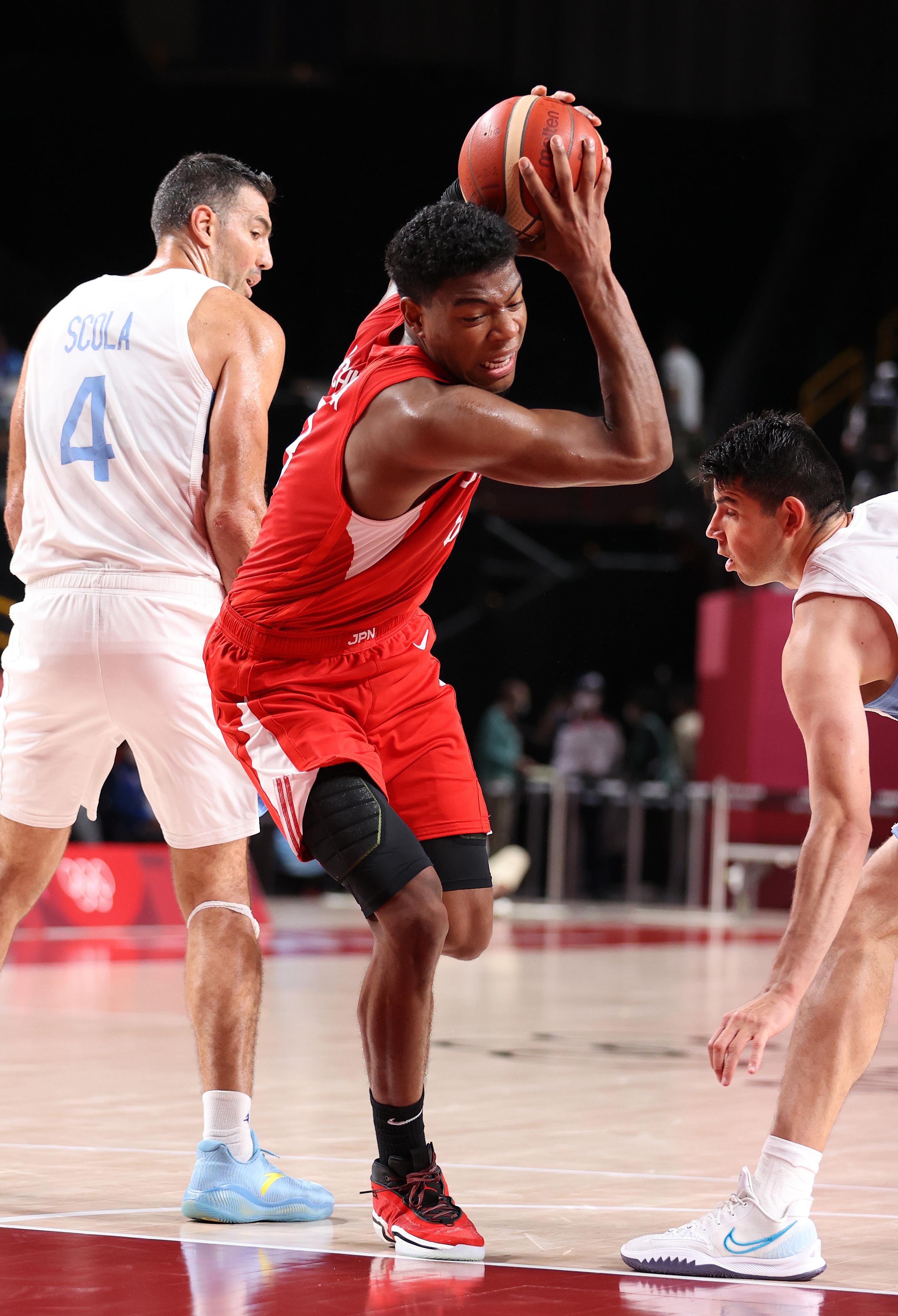 Argentina v Japan Men's Basketball - Olympics: Day 9