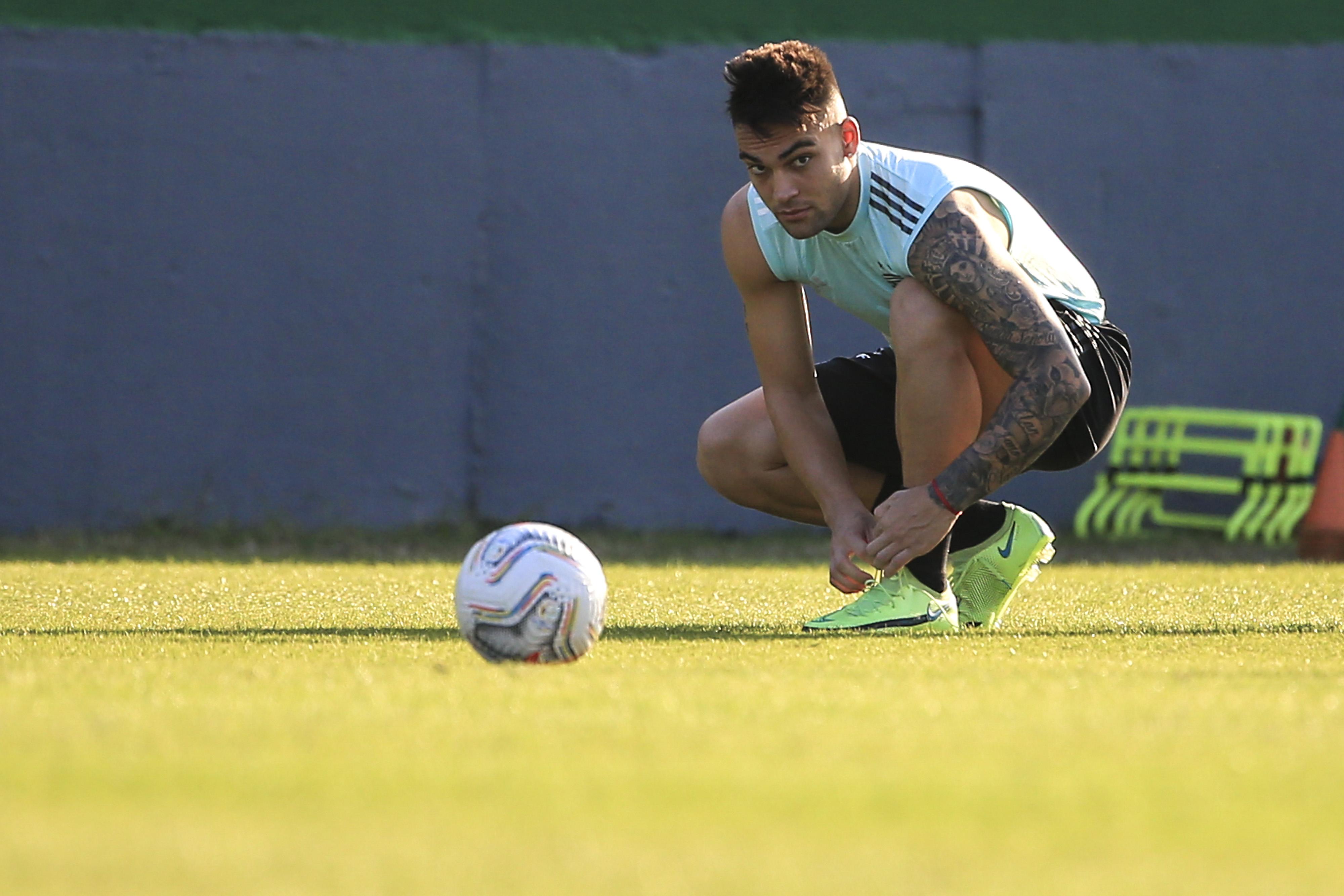 Argentina Training Session - Copa America Brazil 2021