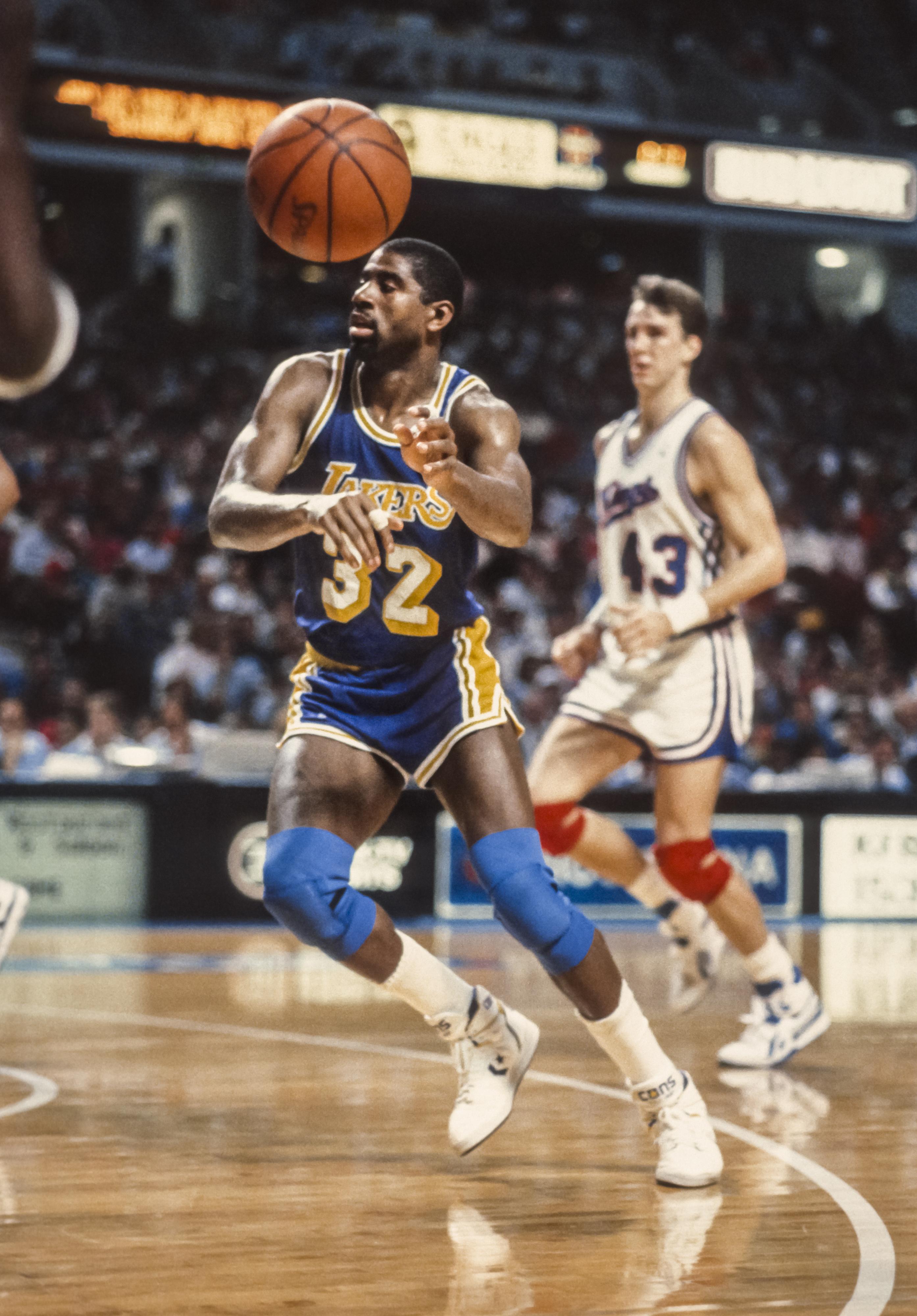 Lakers v Kings