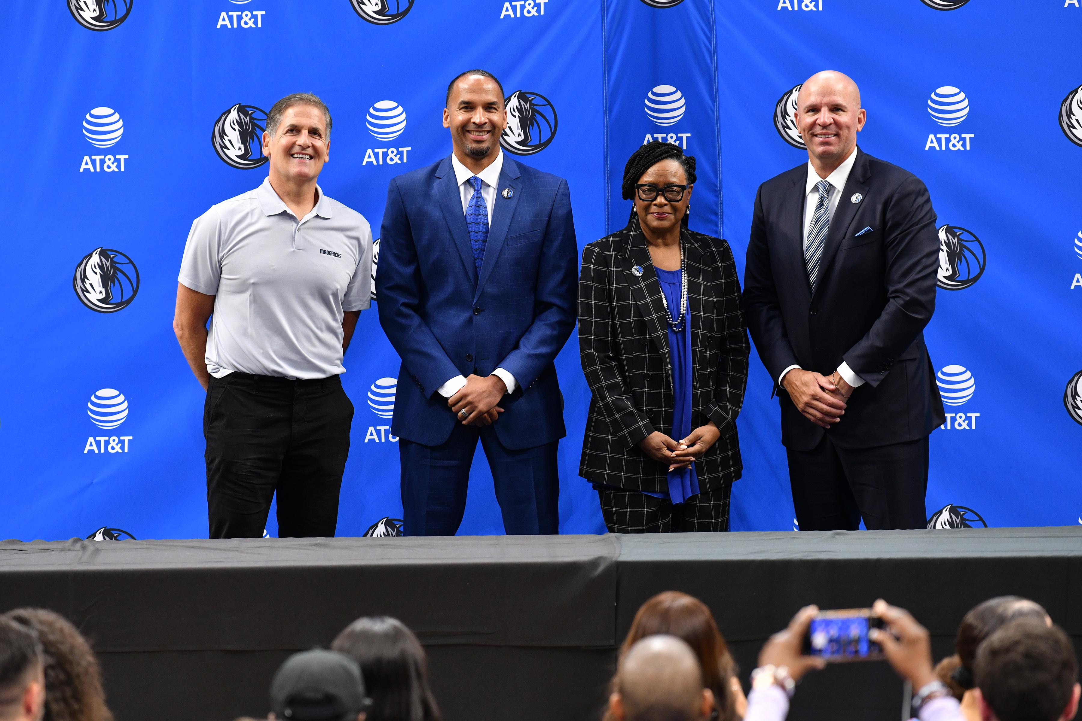 Dallas Mavericks Jason Kidd Press Conference