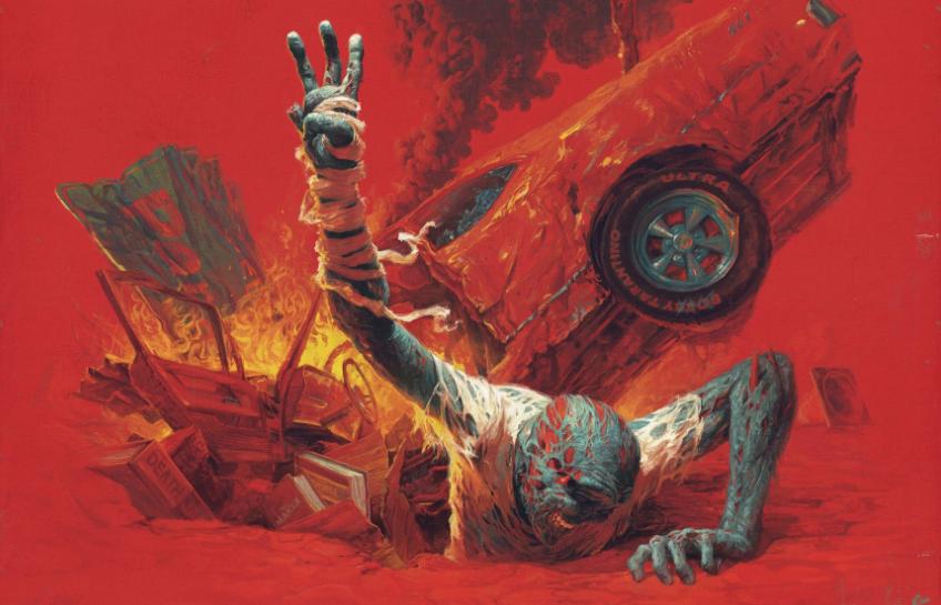 Logic's 'Bobby Tarantino III' artwork