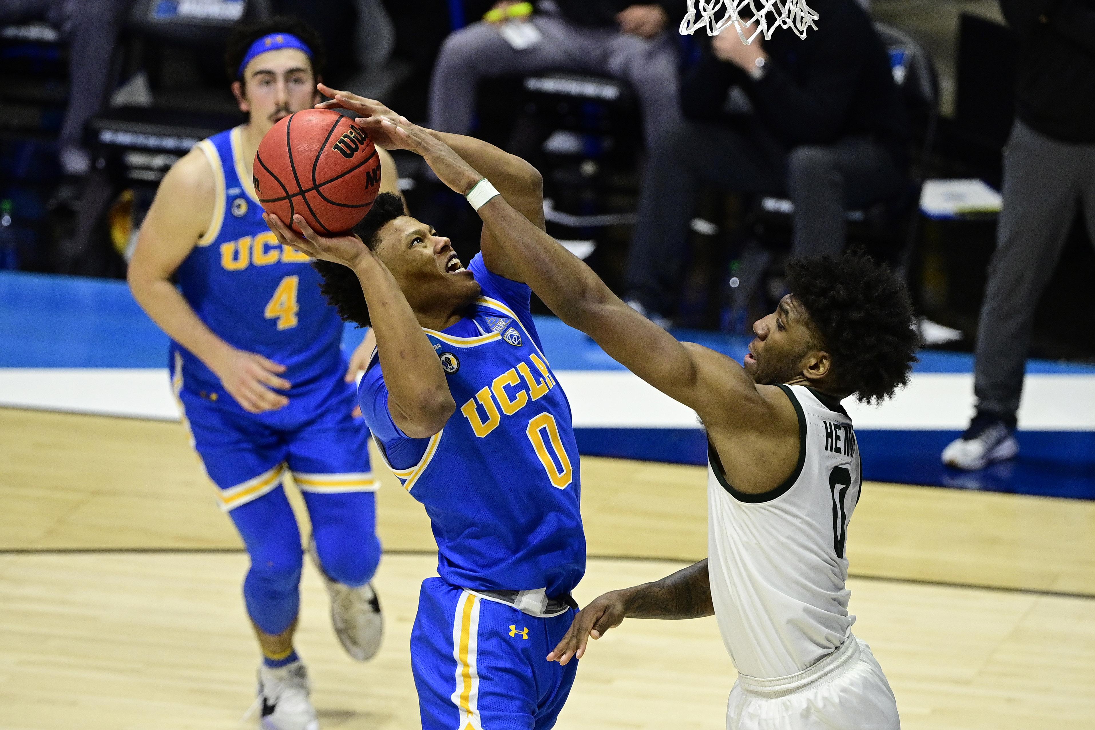 NCAA Basketball: NCAA Tournament-UCLA at Michigan State