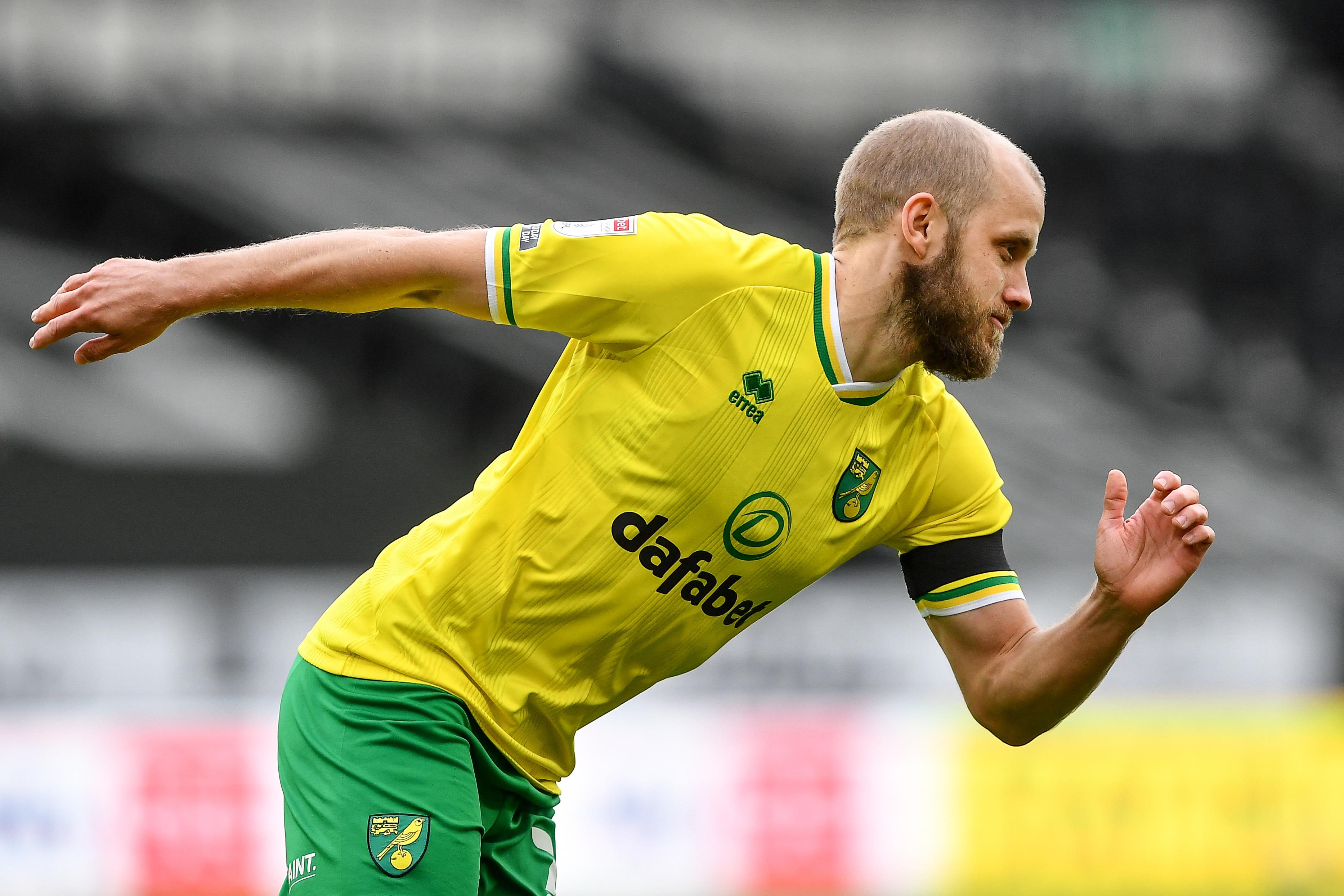 Teemu Pukki - Norwich City - Premier League