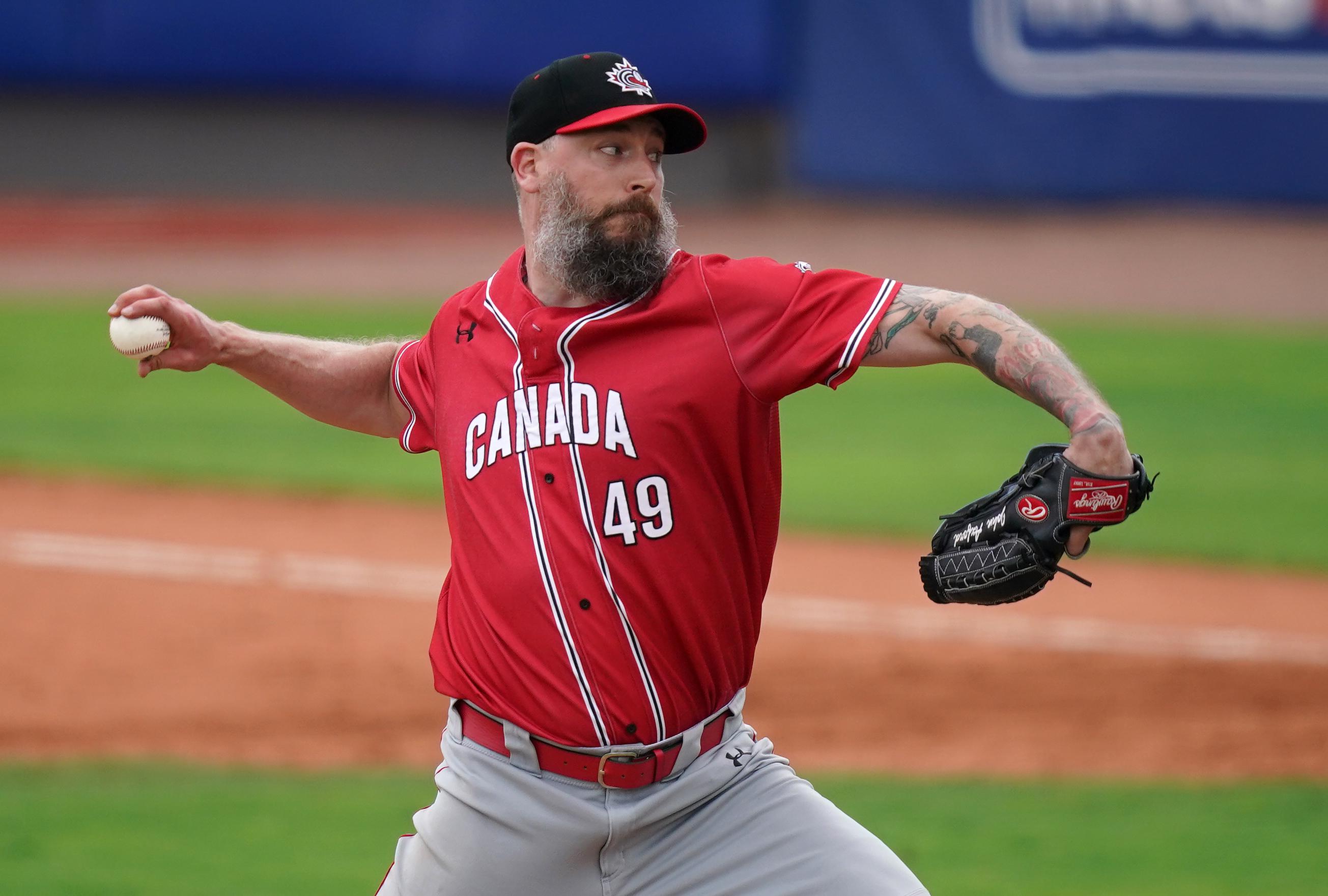 Baseball: WBSC Baseball Americas Qualifier-Canada at Dominica