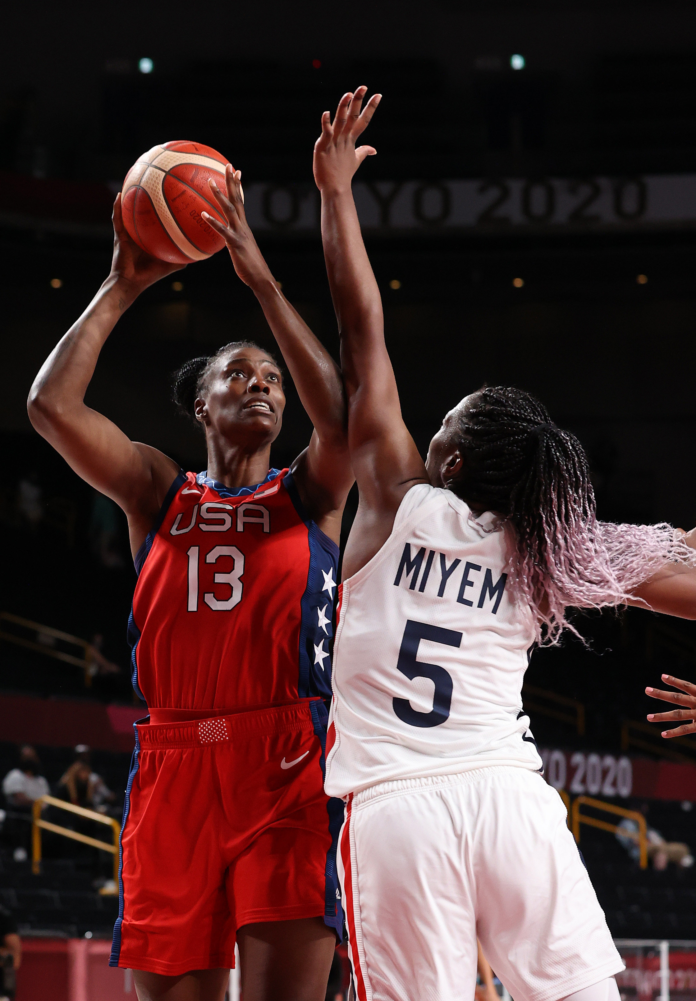 France v United States Women's Basketball - Olympics: Day 10