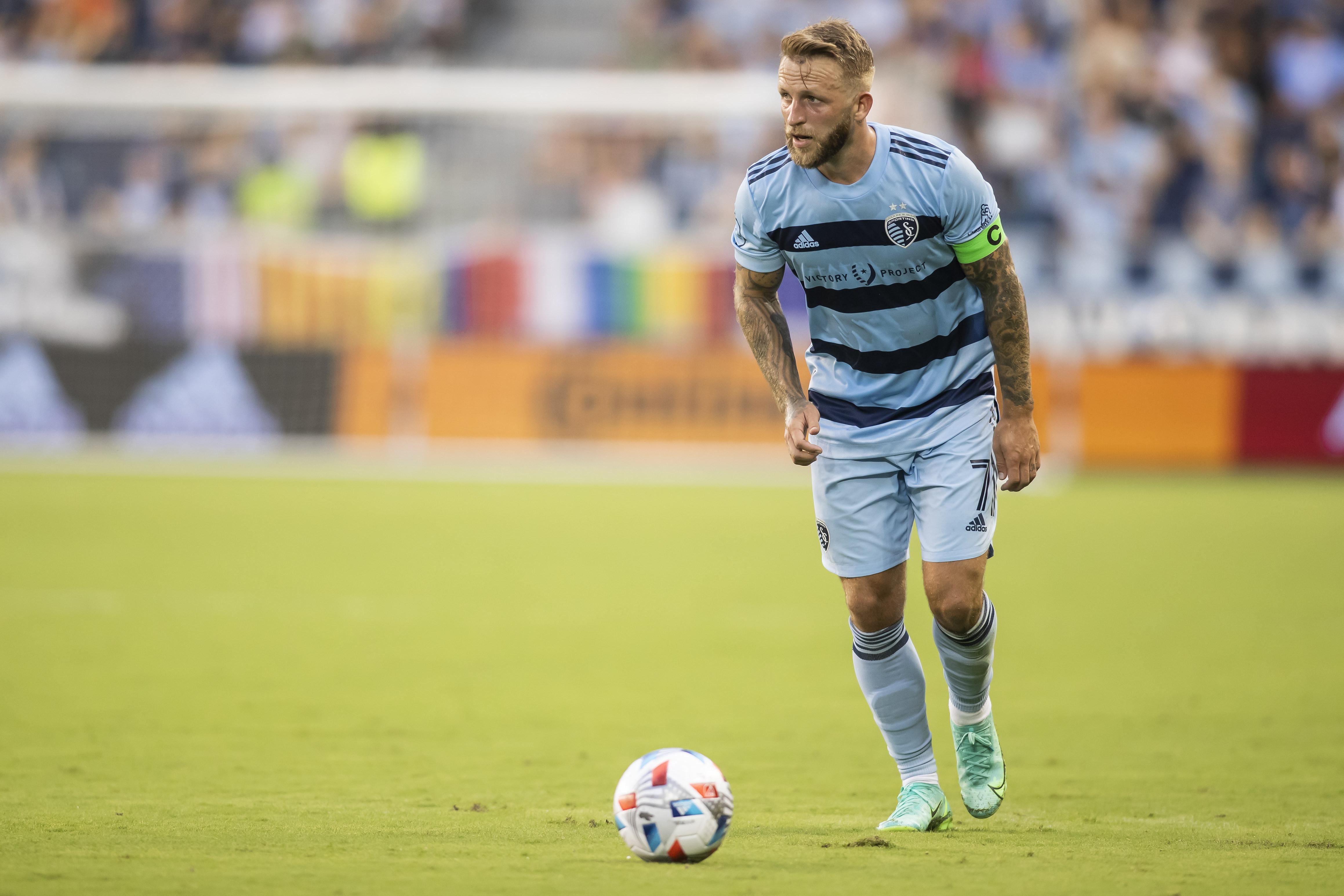 SOCCER: JUL 31 MLS - FC Dallas at Sporting Kansas City