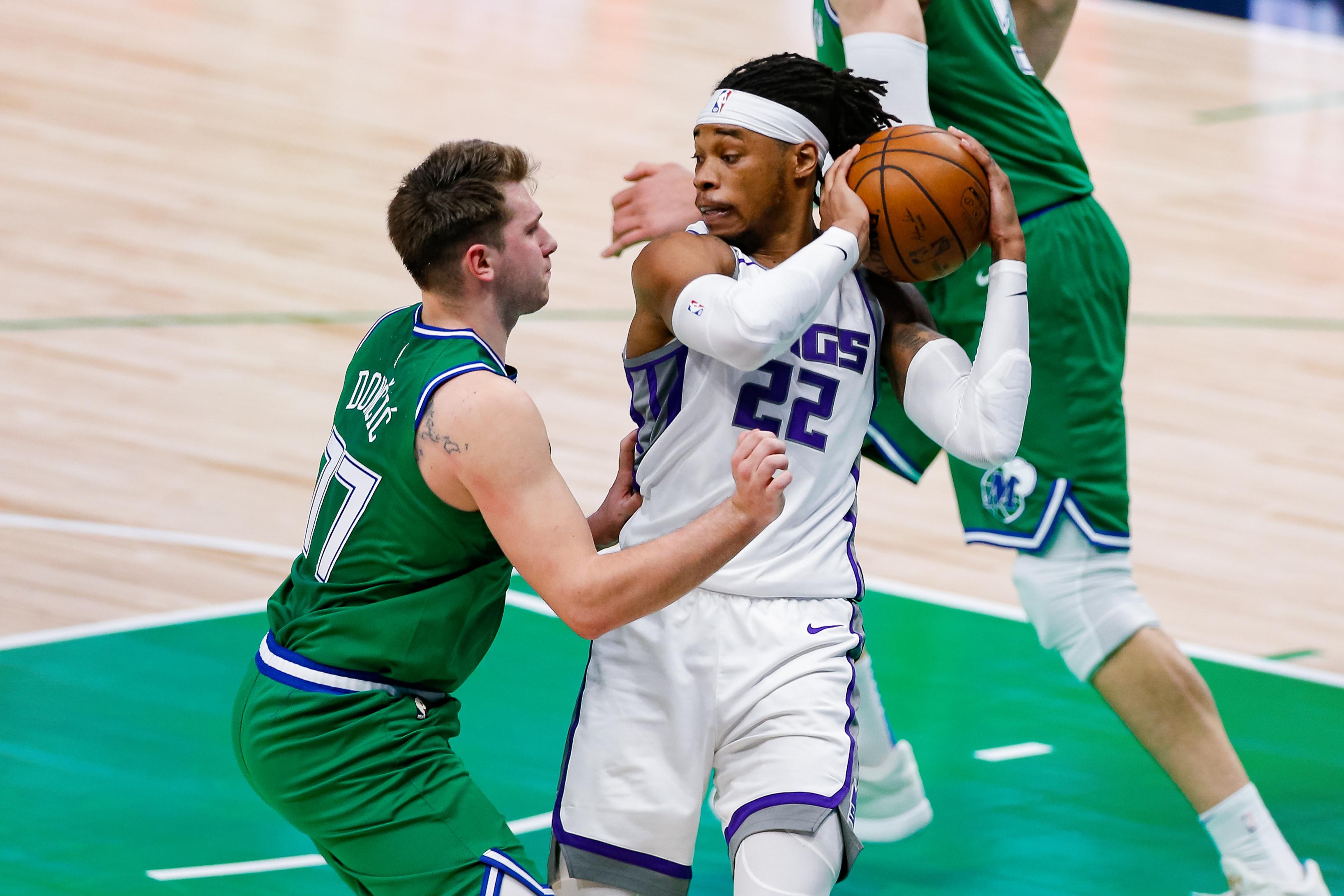 NBA: Sacramento Kings at Dallas Mavericks