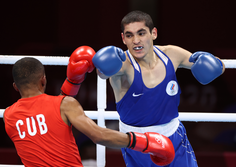 Tokyo 2020 Olympics: Boxing