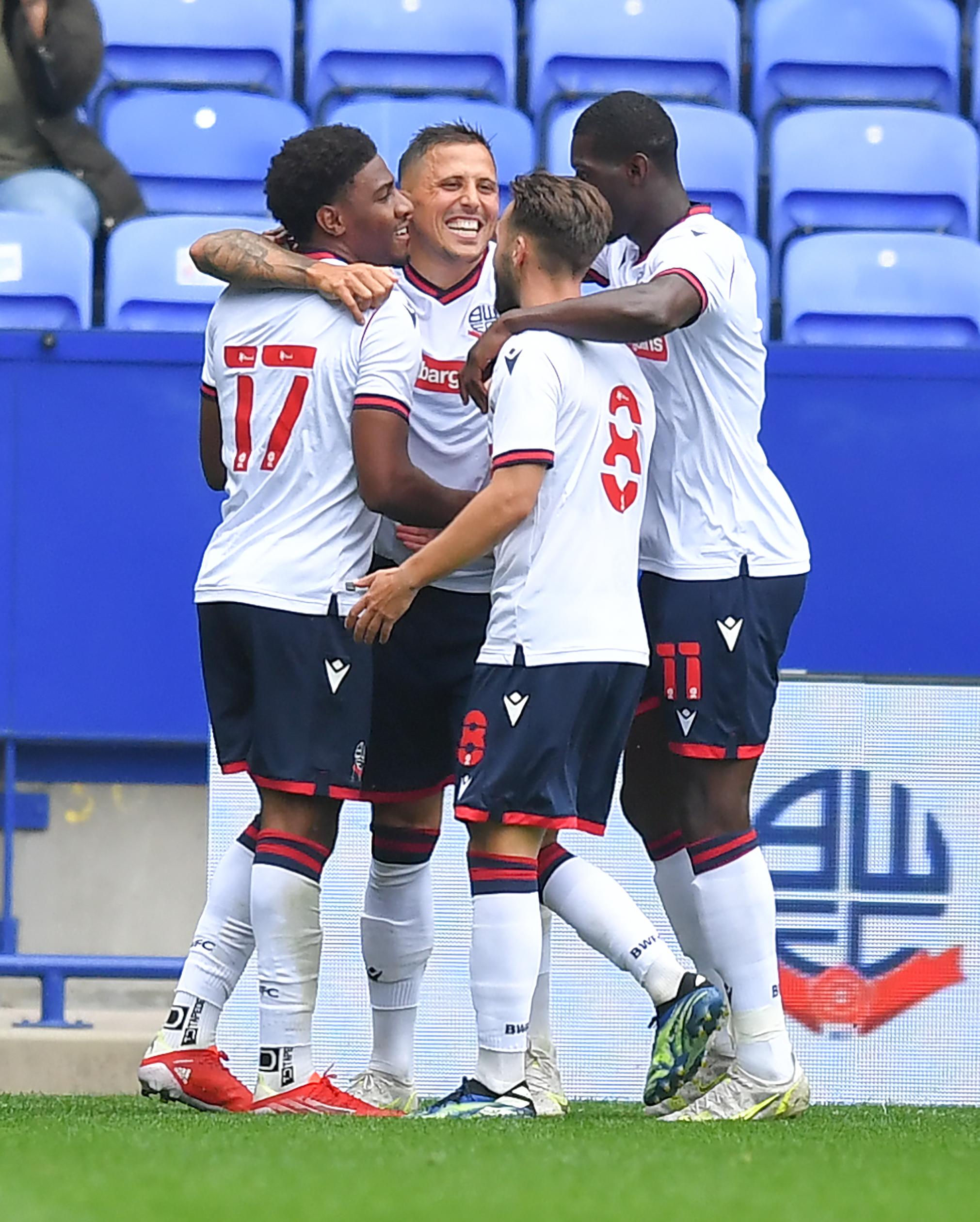 Bolton Wanderers v Blackburn Rovers - Pre-Season Friendly