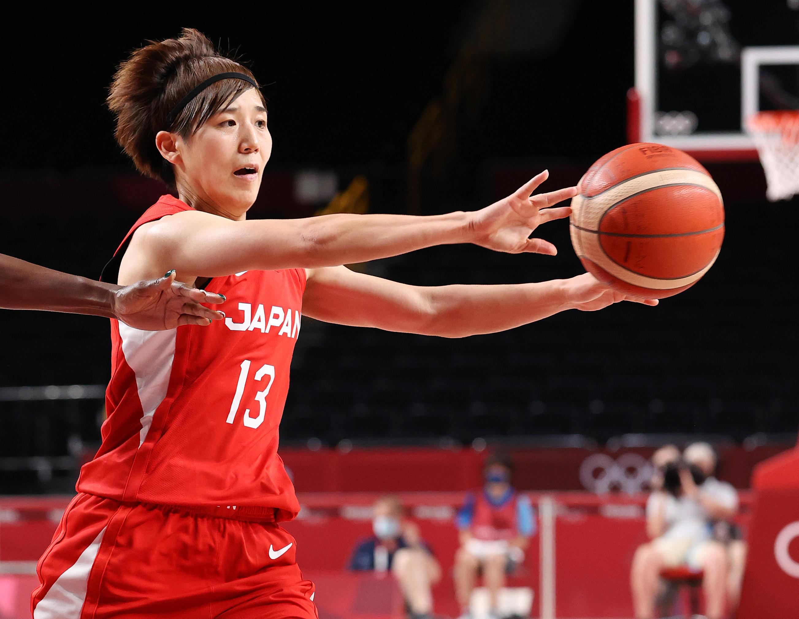 Nigeria v Japan Basketball - Olympics: Day 10