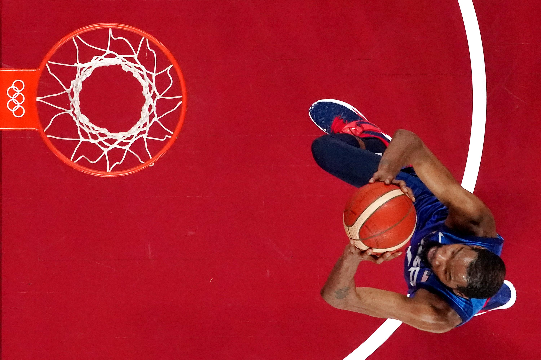 Spain v United States Men's Basketball - Olympics: Day 11