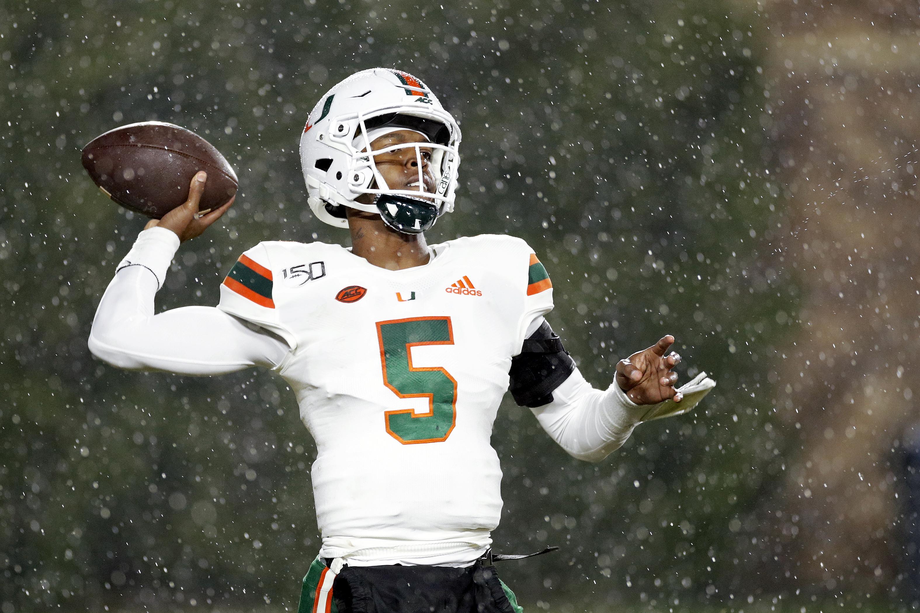 Miami v Duke