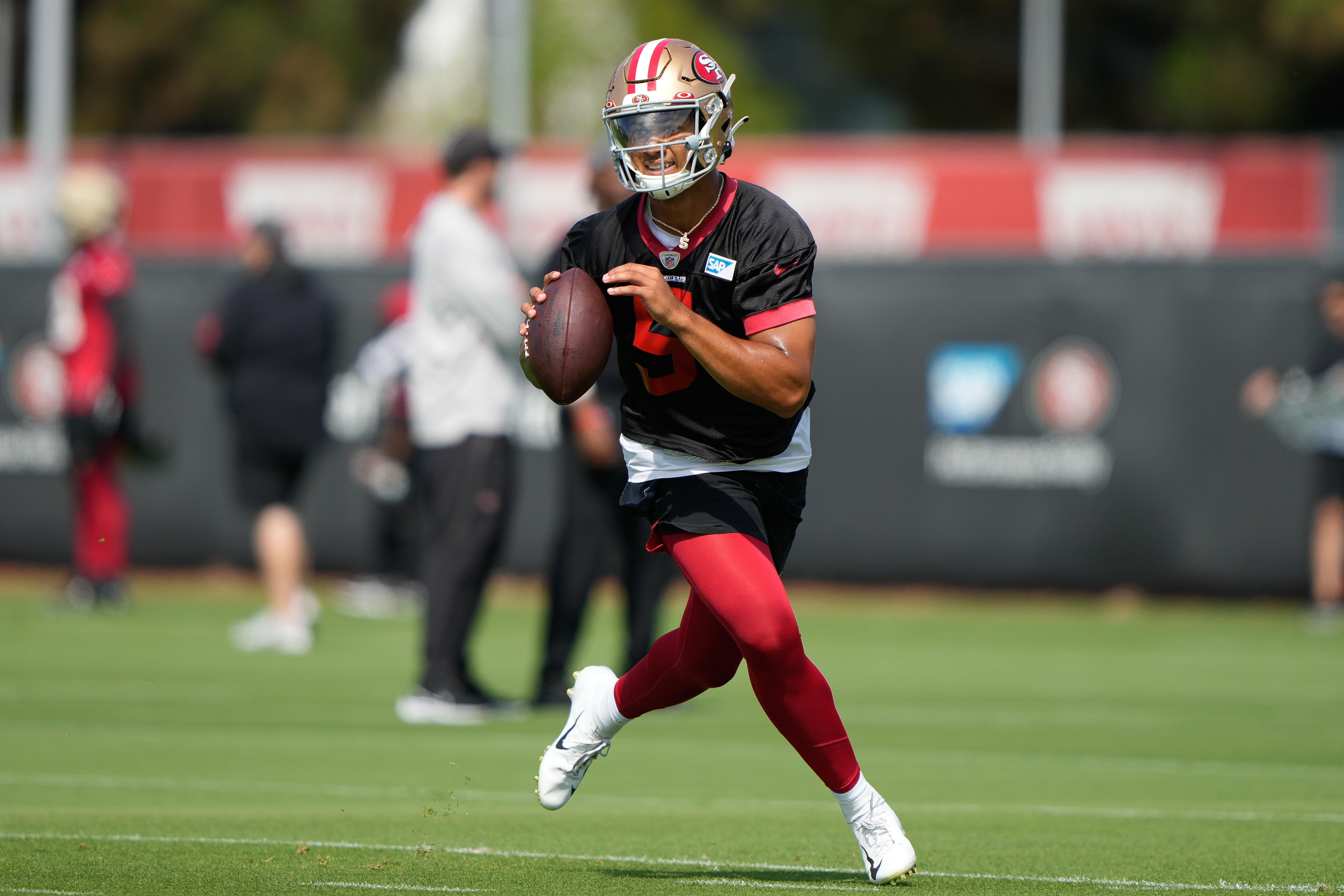 NFL: San Francisco 49ers Training Camp