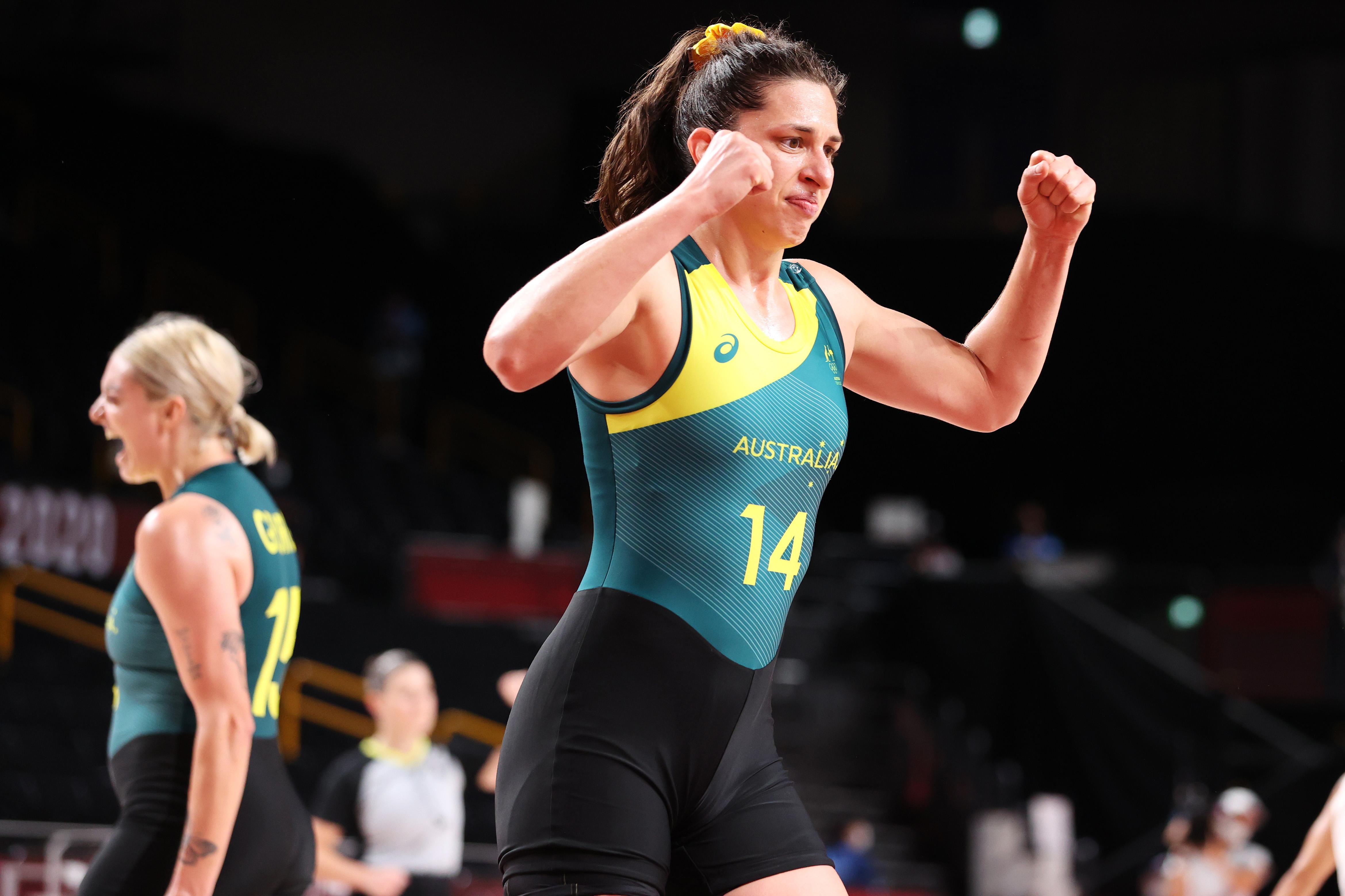 Australia v Puerto Rico Women's Basketball - Olympics: Day 10
