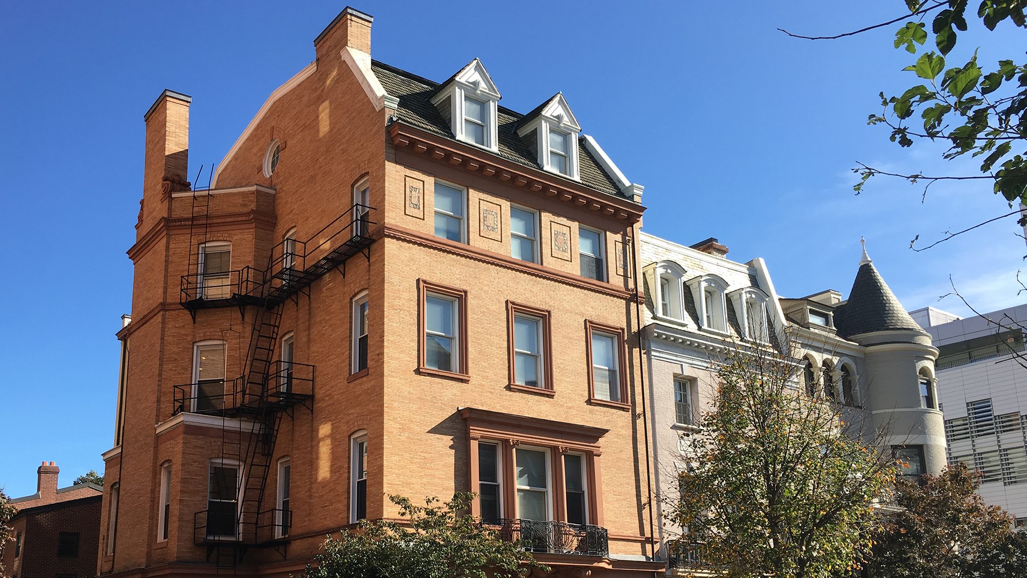 The University of Utah's Hinckley Institute of Politics has purchased a historic building in Washington, D.C., with gifts from the Orrin G. Hatch Foundation and the Kem and Carolyn Gardner family.