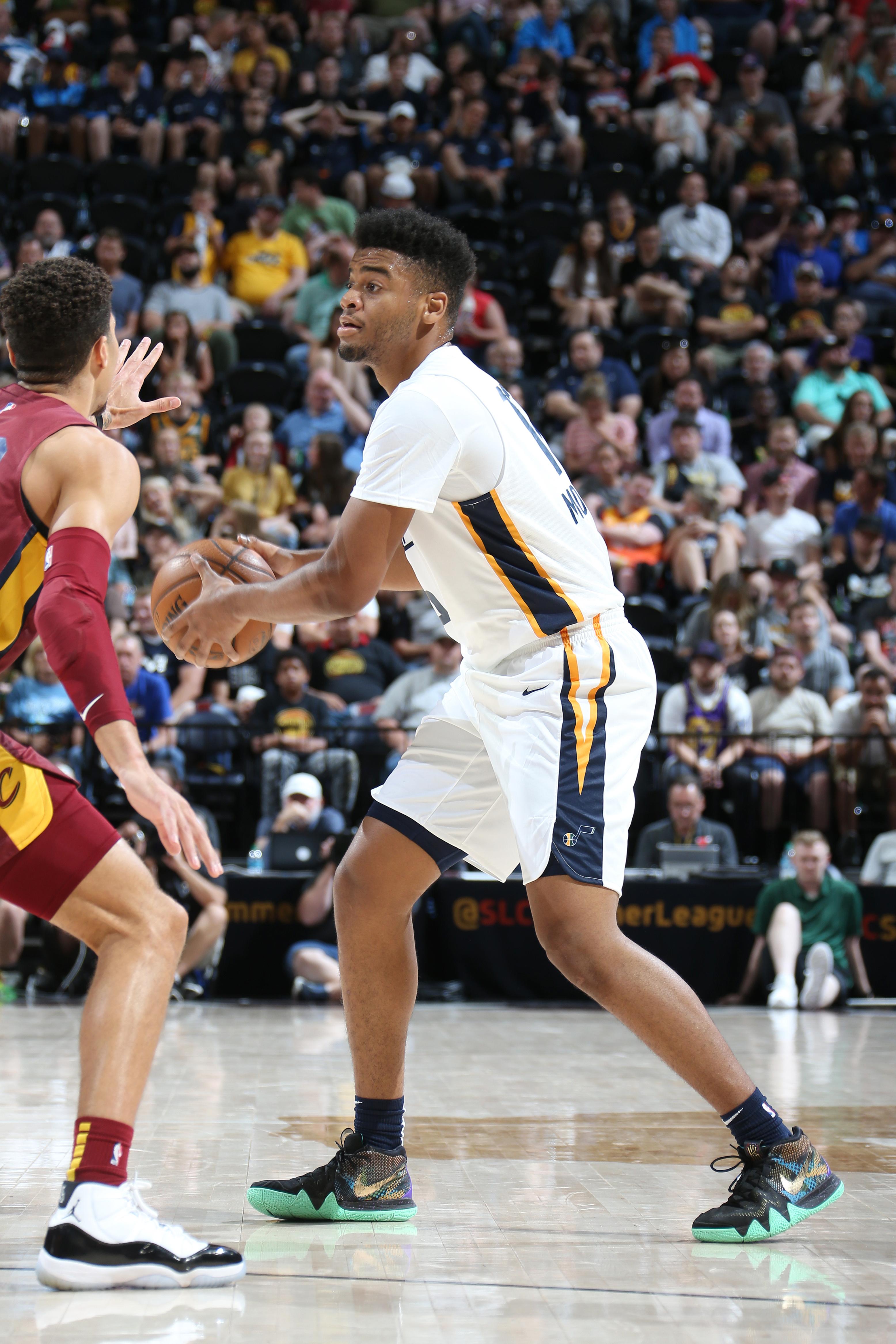 2019 Salt Lake City Summer League - Cleveland Cavaliers v Utah Jazz