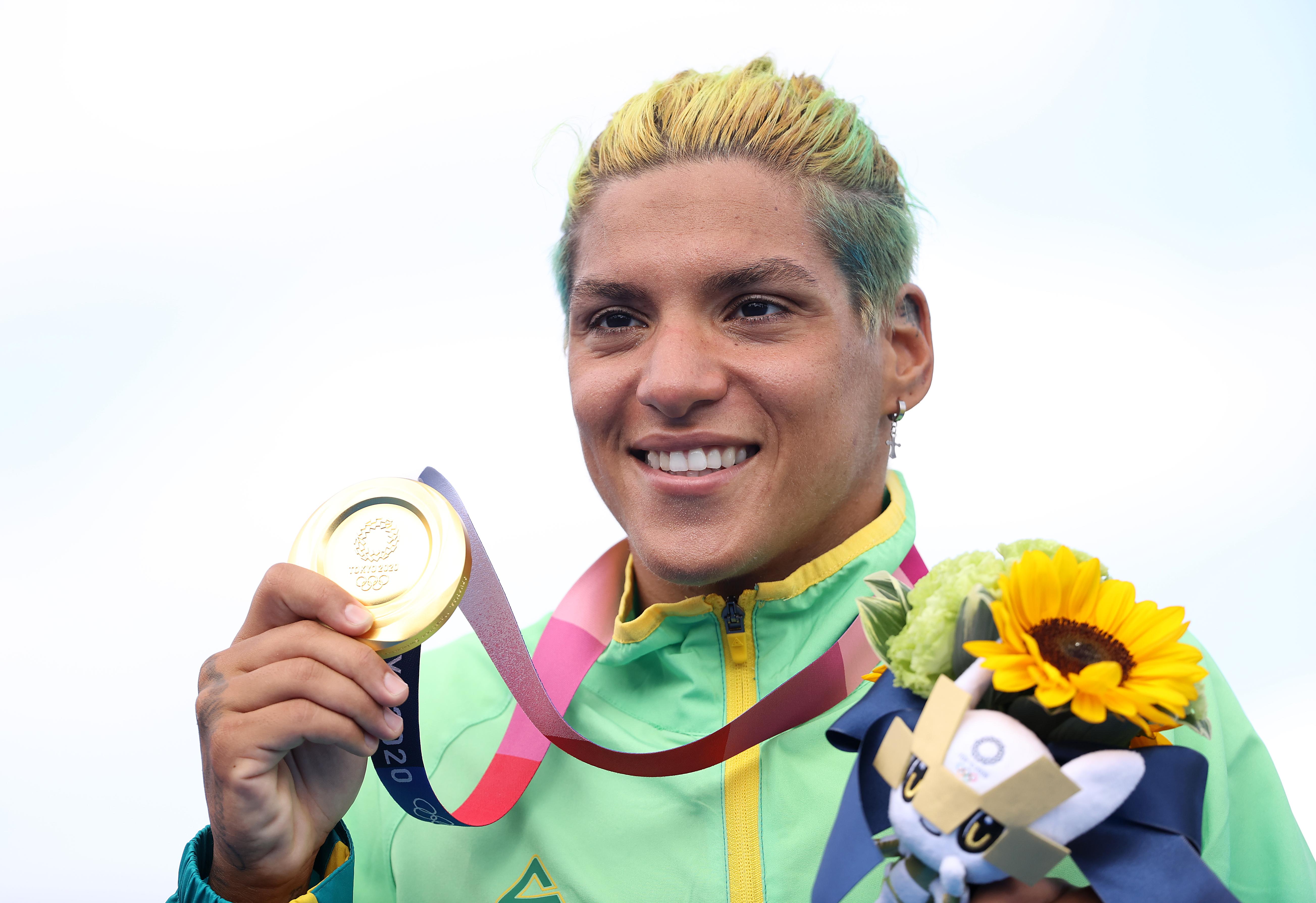 Marathon Swimming - Olympics: Day 12