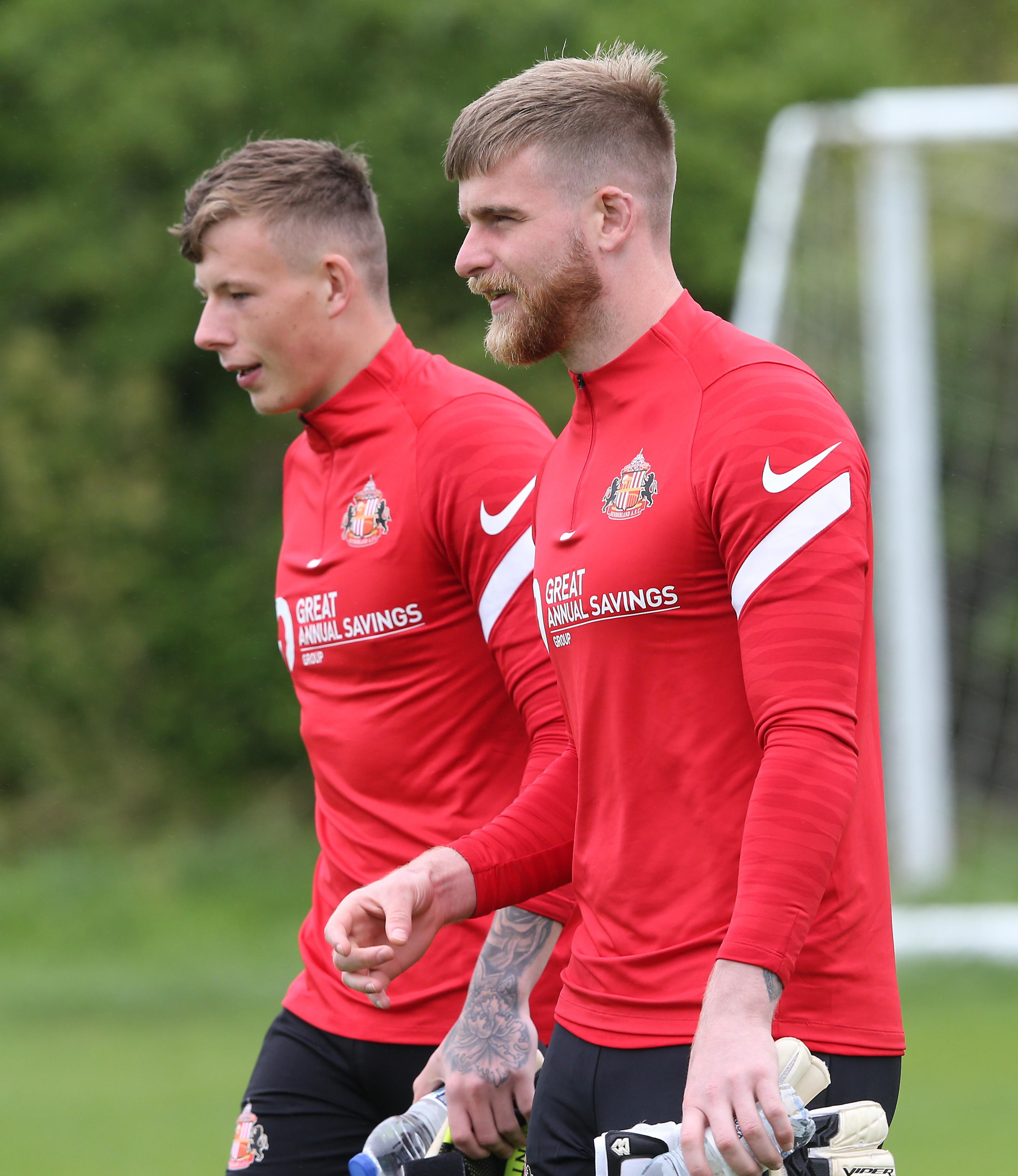 Sunderland Training Session