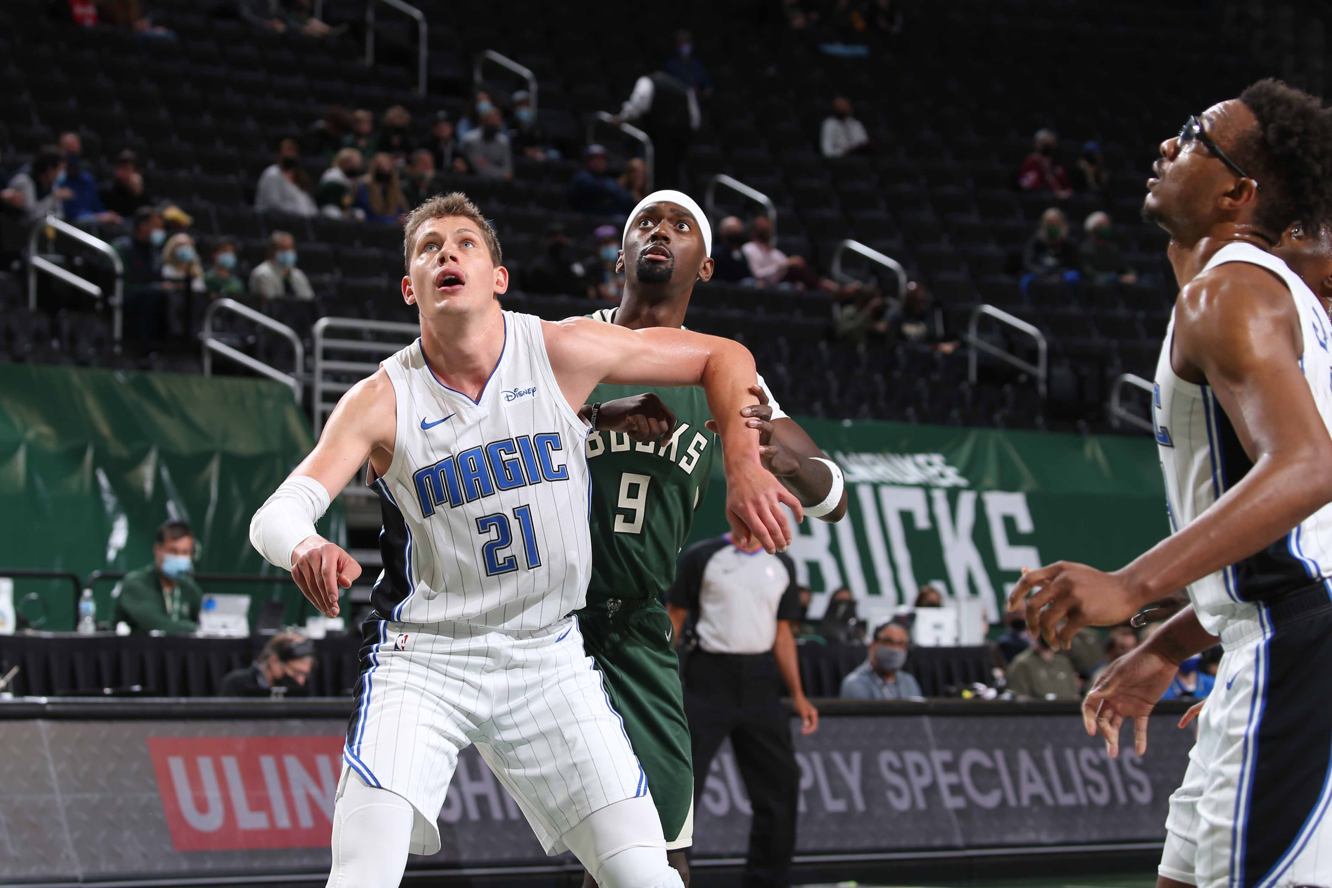 Orlando Magic v Milwaukee Bucks