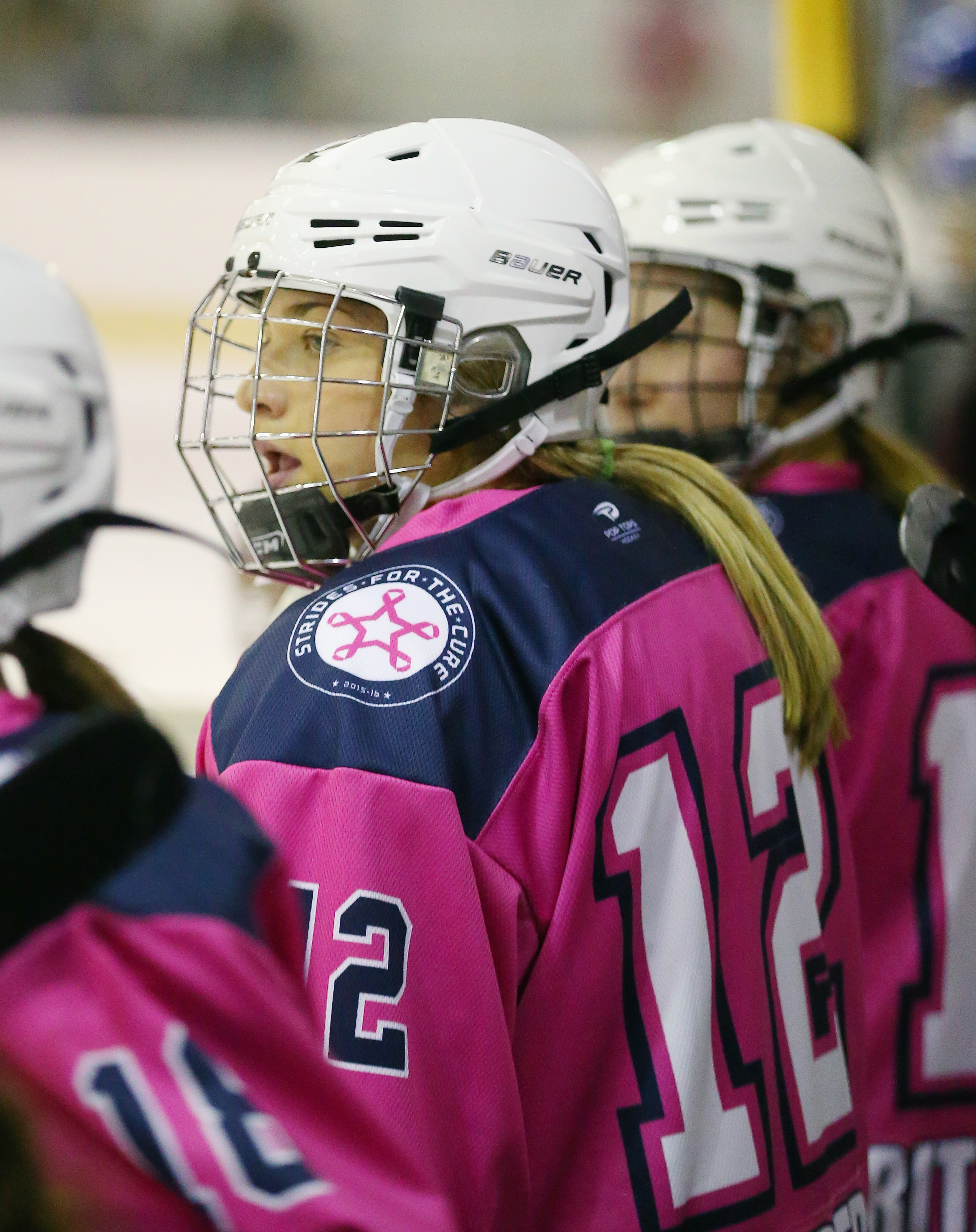 A Day In The Life Of The New York Riveters Women's Hockey Team
