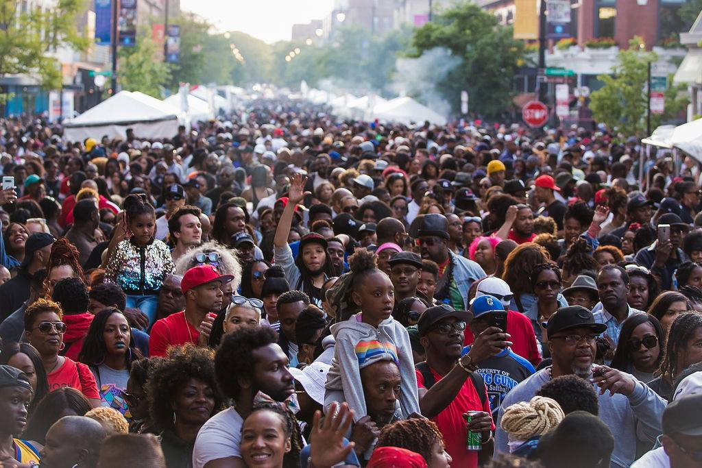 The Hyde Park Summer Fest is one of the most highly anticipated summer festivals.