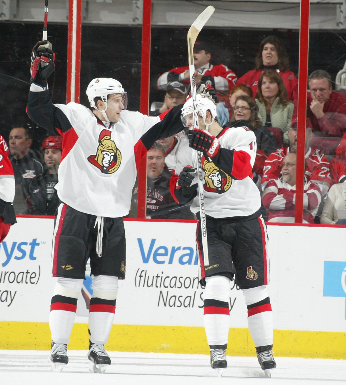 Ottawa Senators v Carolina Hurricanes