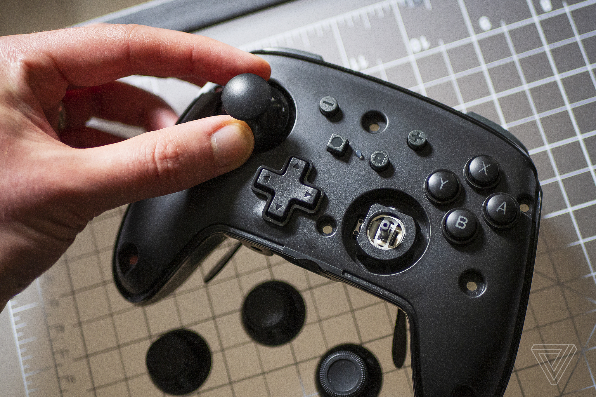 PowerA Fusion Pro controller for the Nintendo Switch