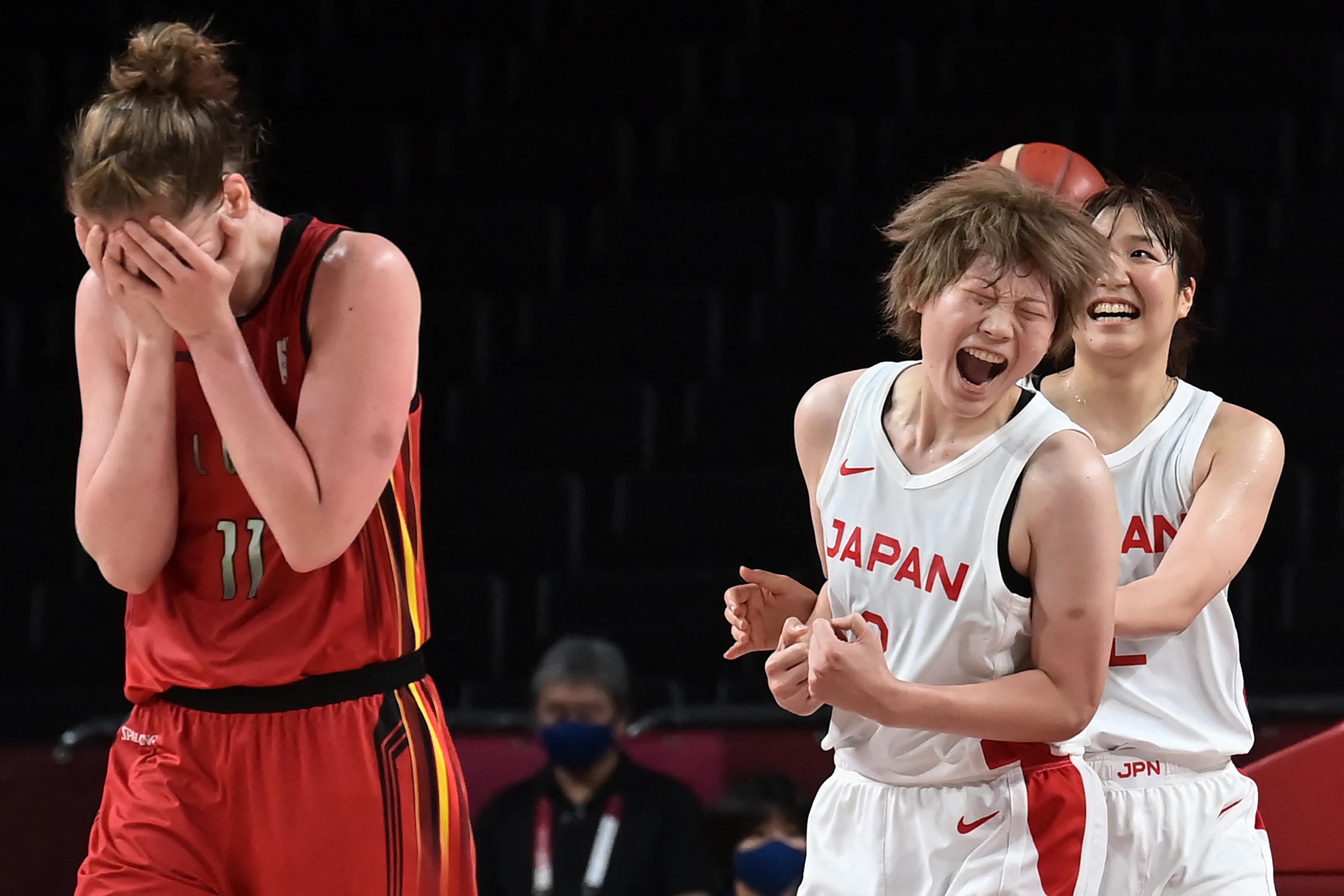 TOPSHOT-BASKETBALL-OLY-2020-2021-TOKYO-JPN-BEL
