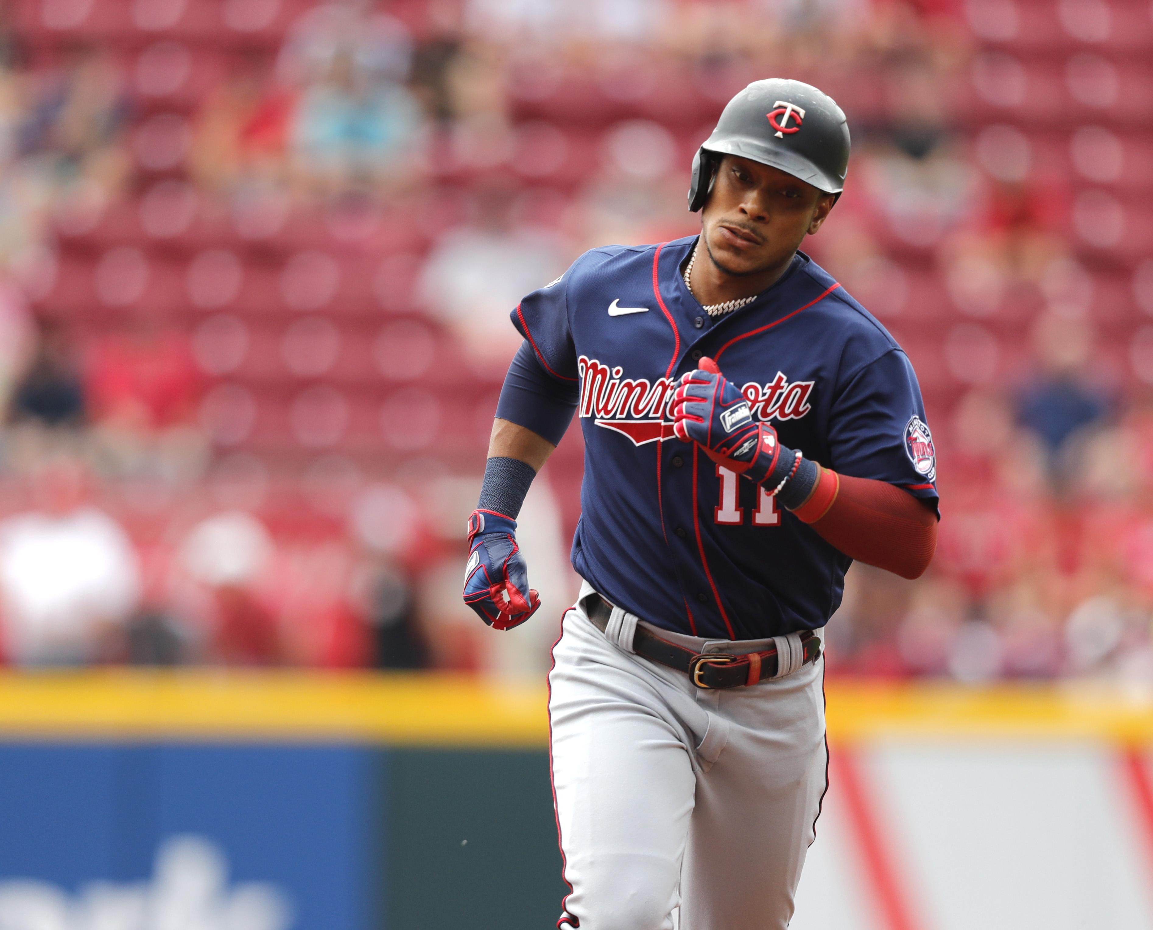 MLB: Minnesota Twins at Cincinnati Reds