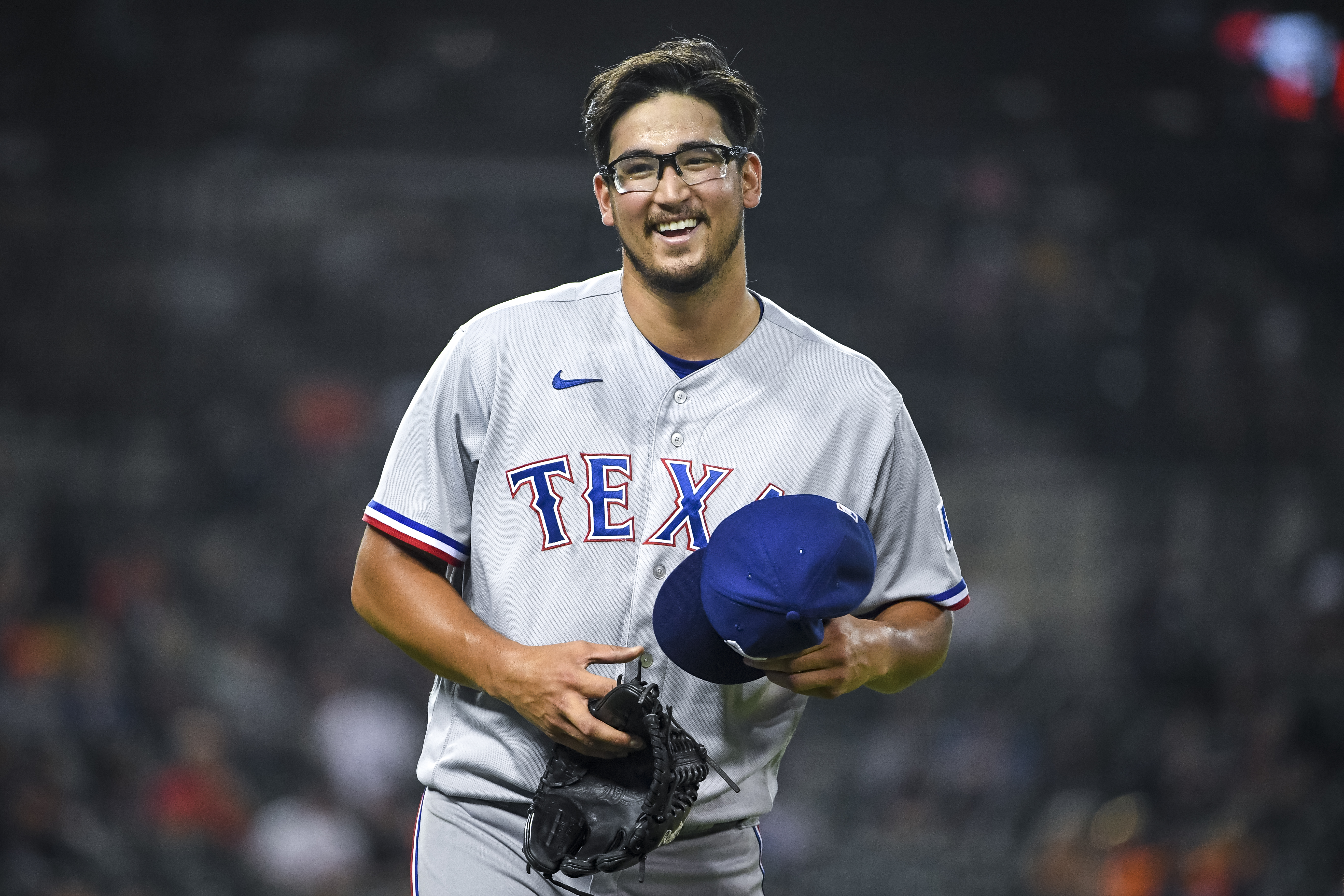 Texas Rangers v Detroit Tigers