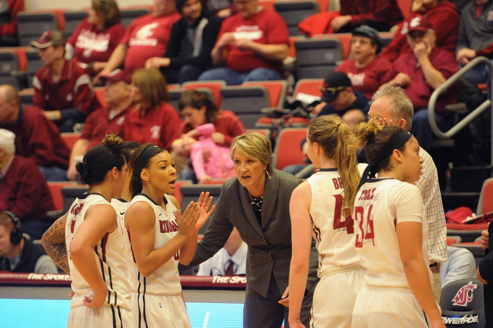June Daugherty - WSU Athletic Comm