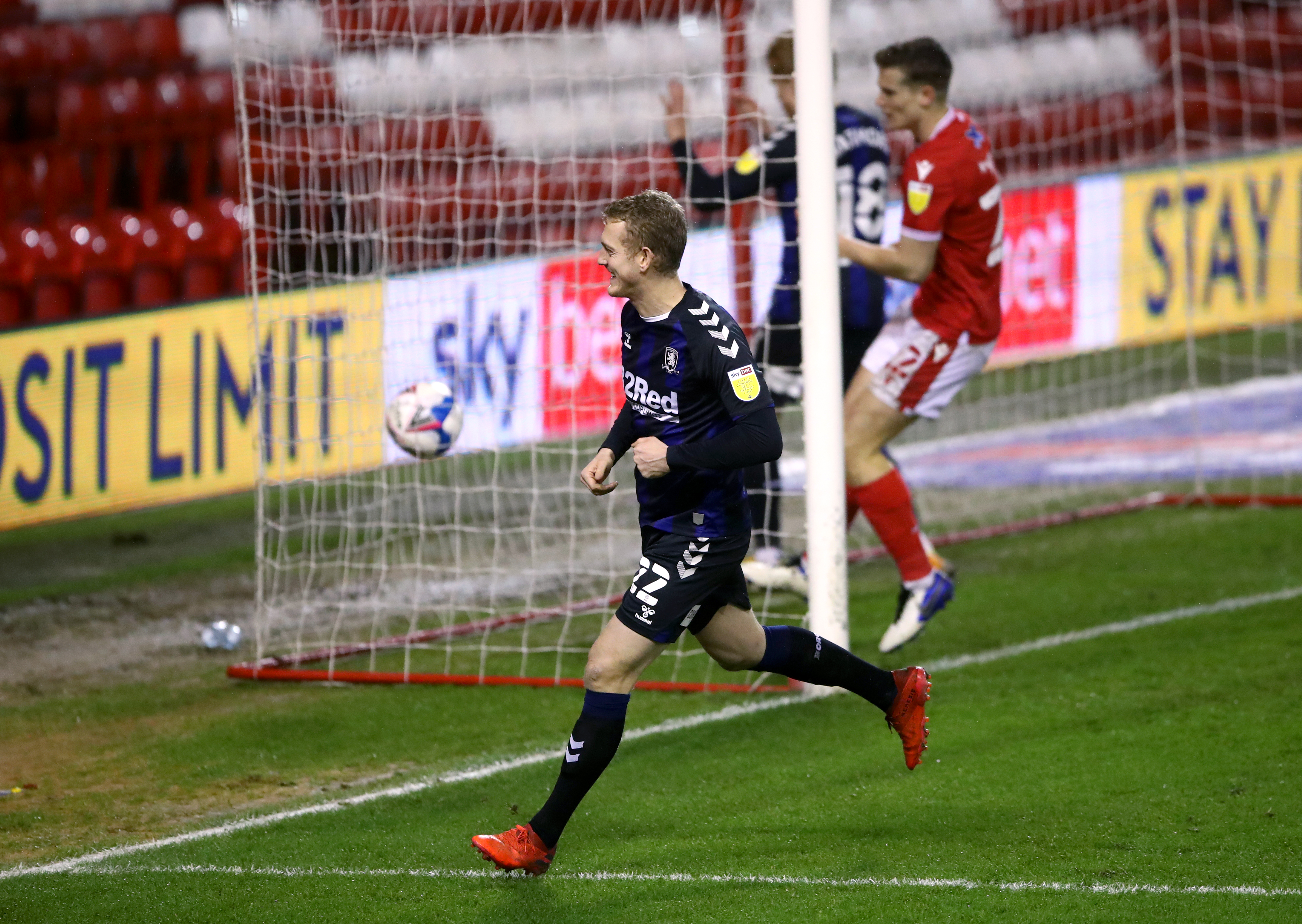 Nottingham Forest v Middlesbrough - Sky Bet Championship - City Ground