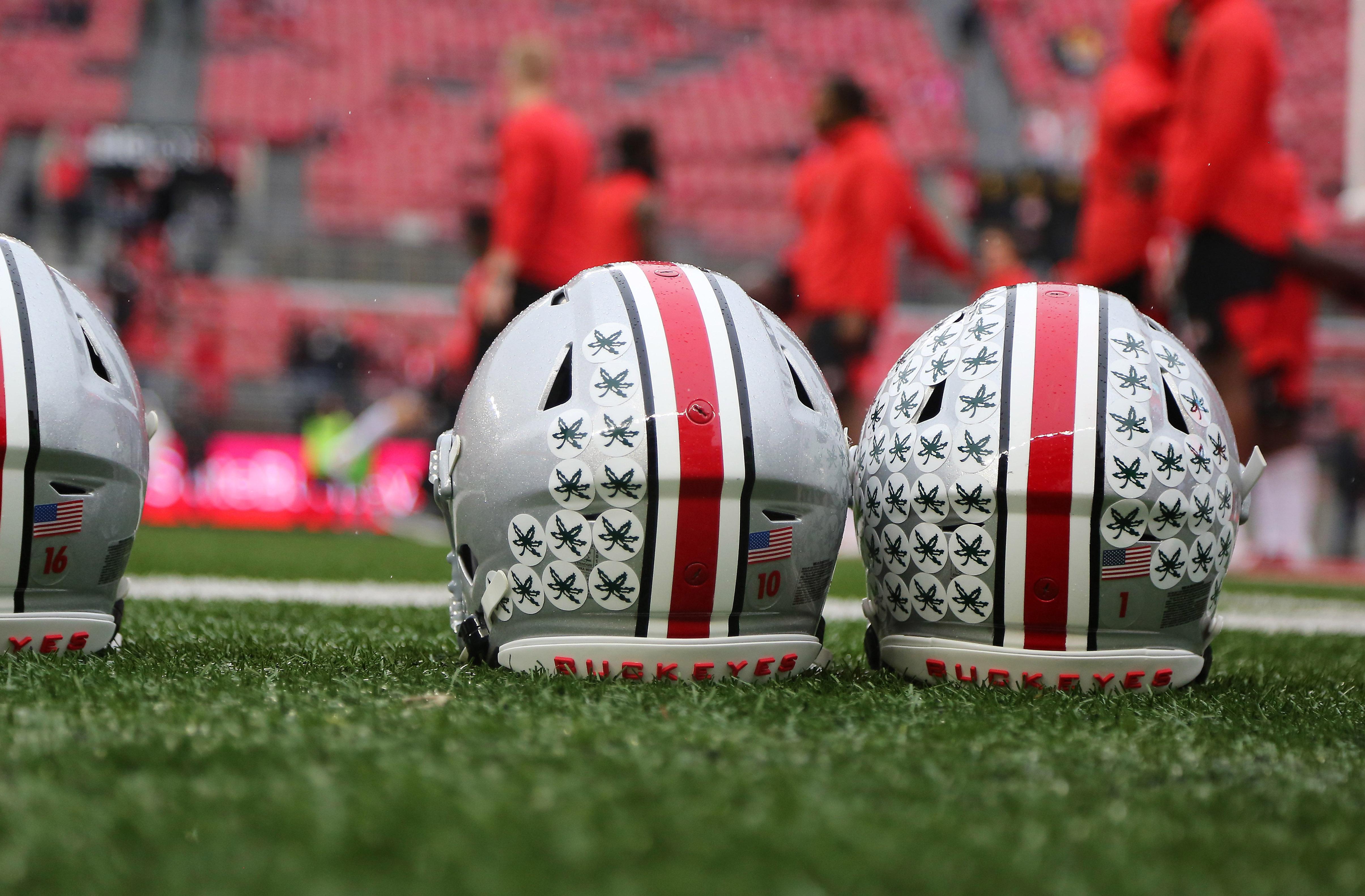 NCAA Football: Wisconsin at Ohio State