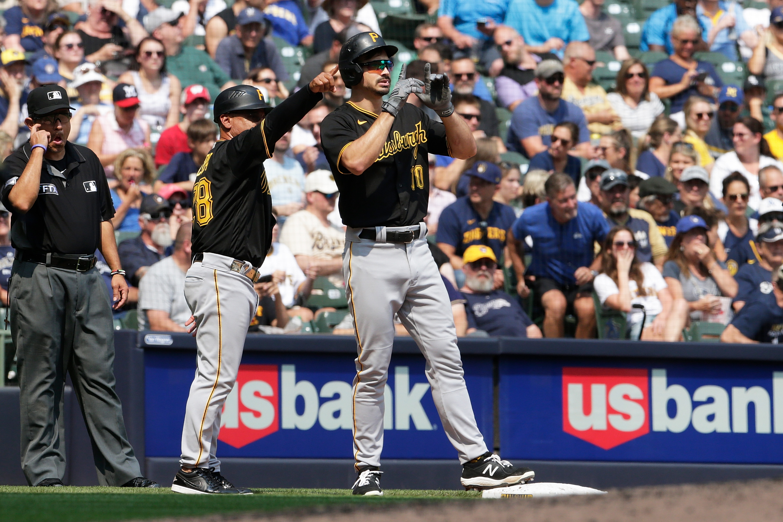 Pittsburgh Pirates v Milwaukee Brewers