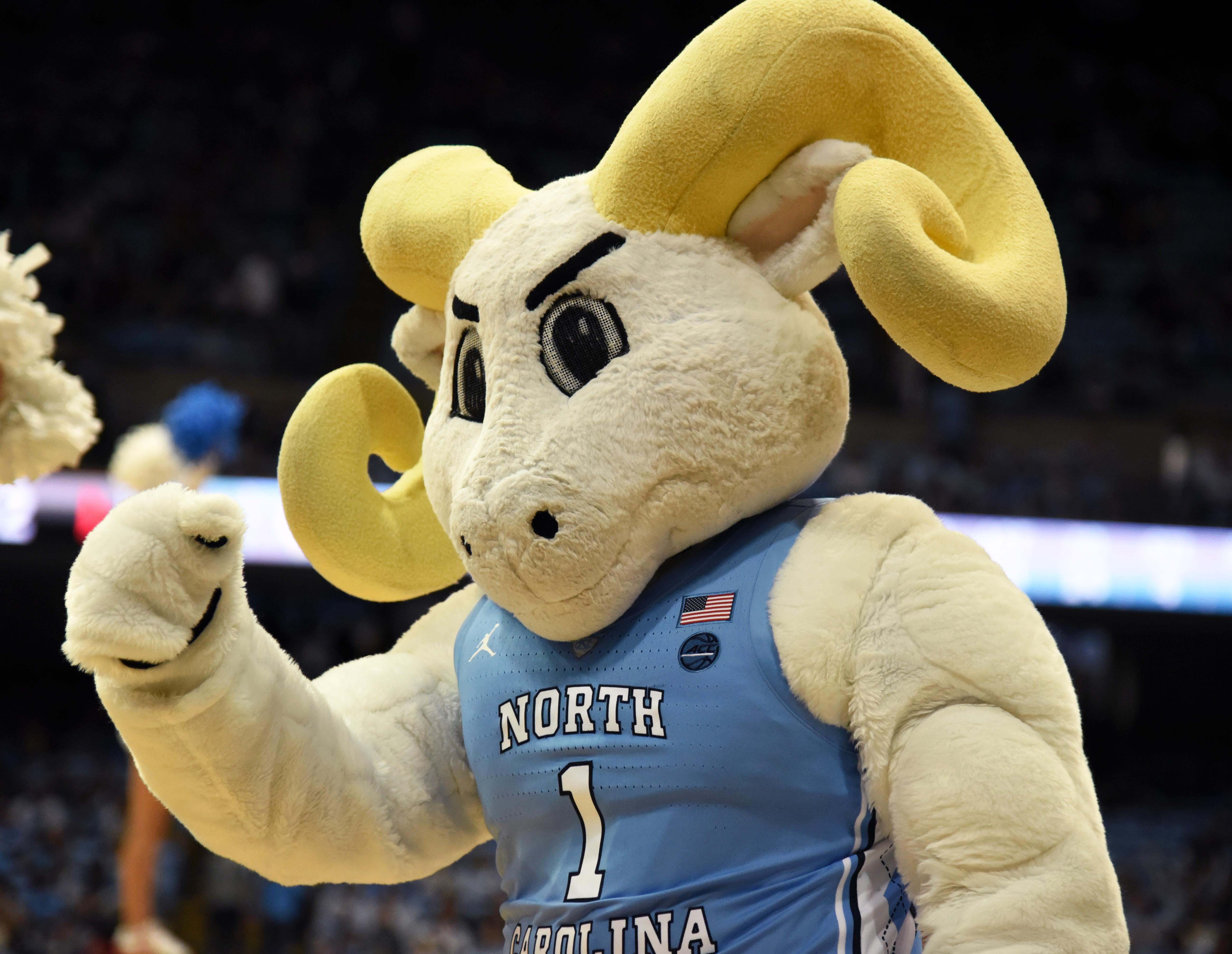 NCAA Basketball: Davidson at North Carolina