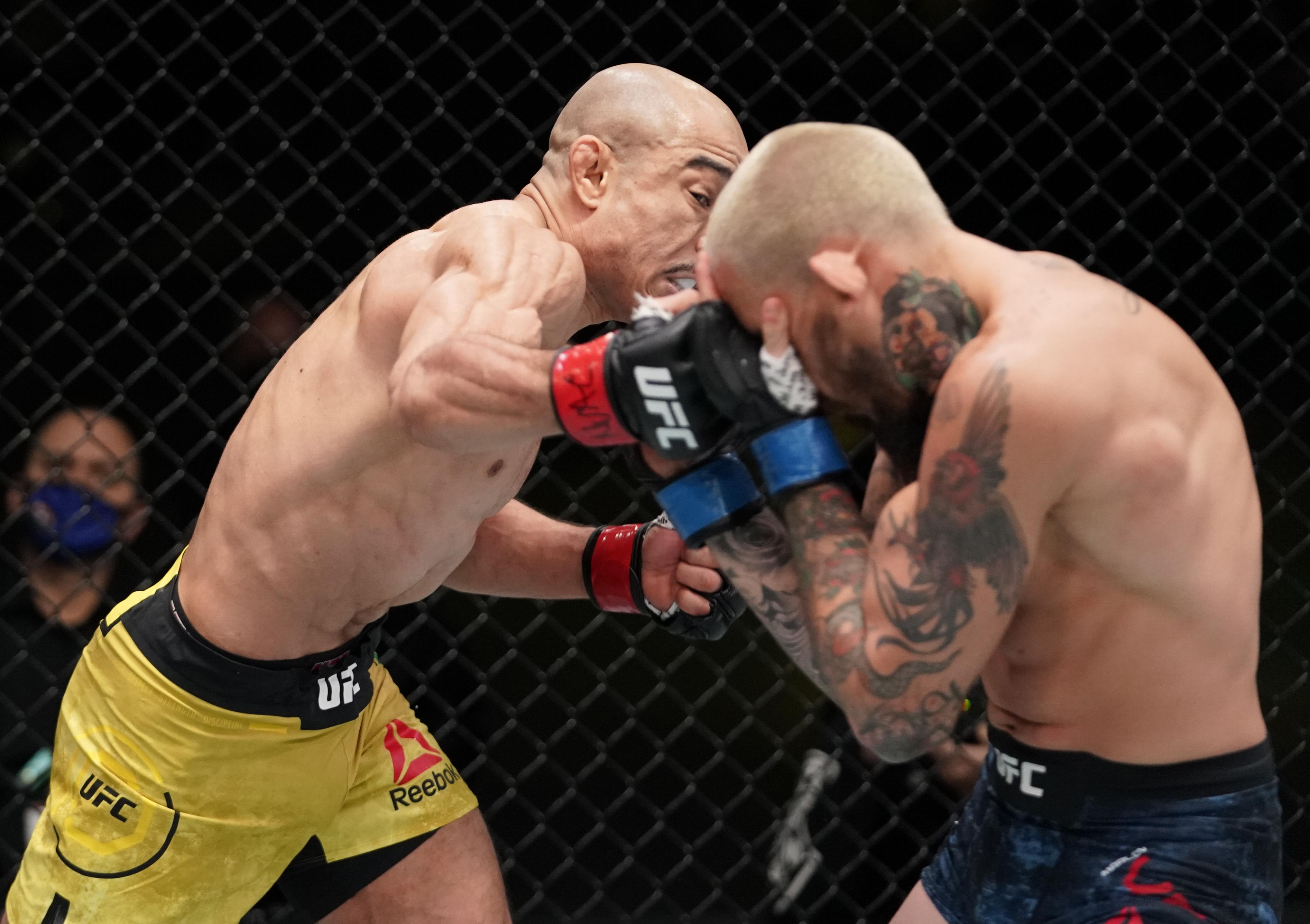 UFC Fight Night: Aldo v Vera