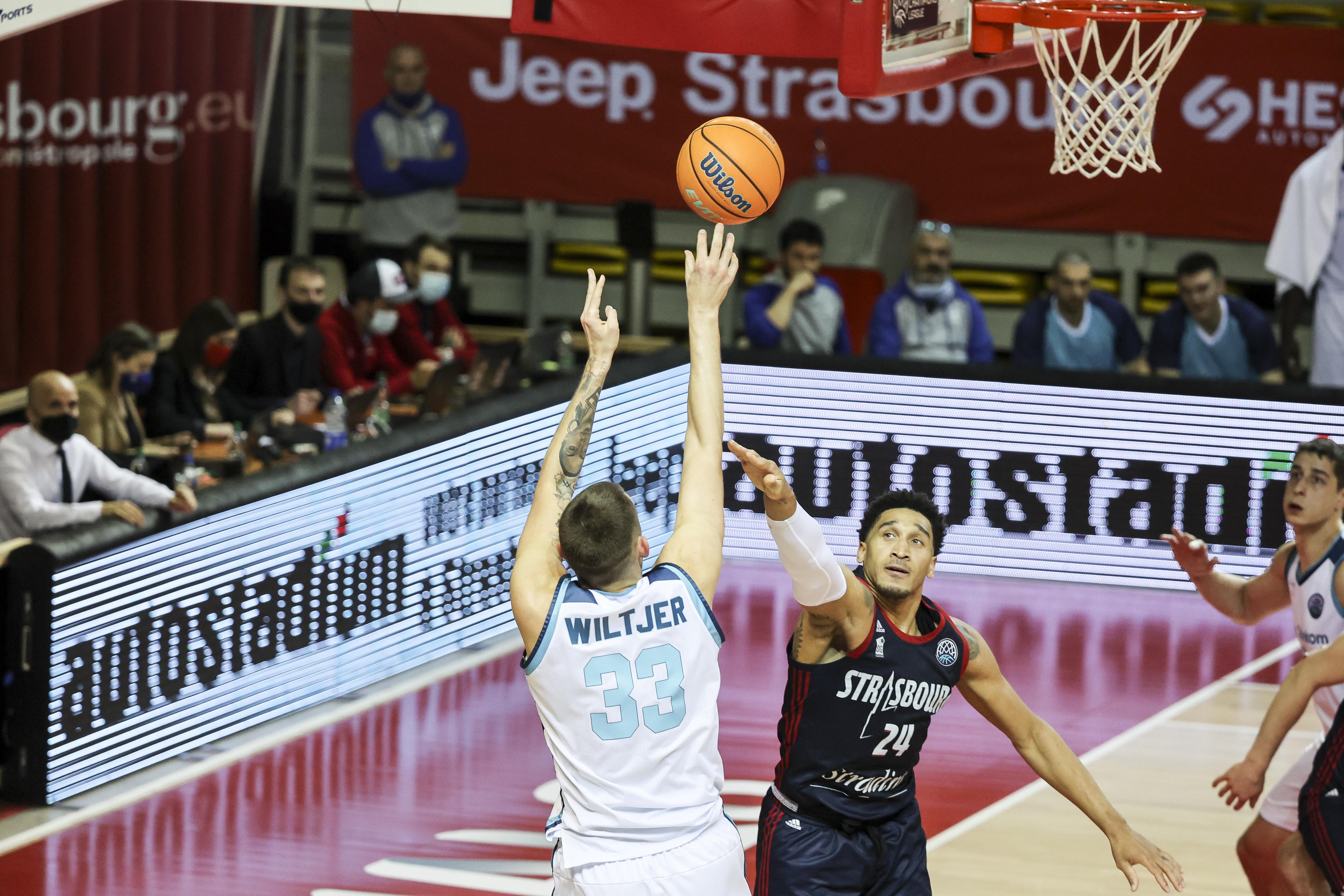 SIG Strasbourg vs Turk Telekom: FIBA Champions League