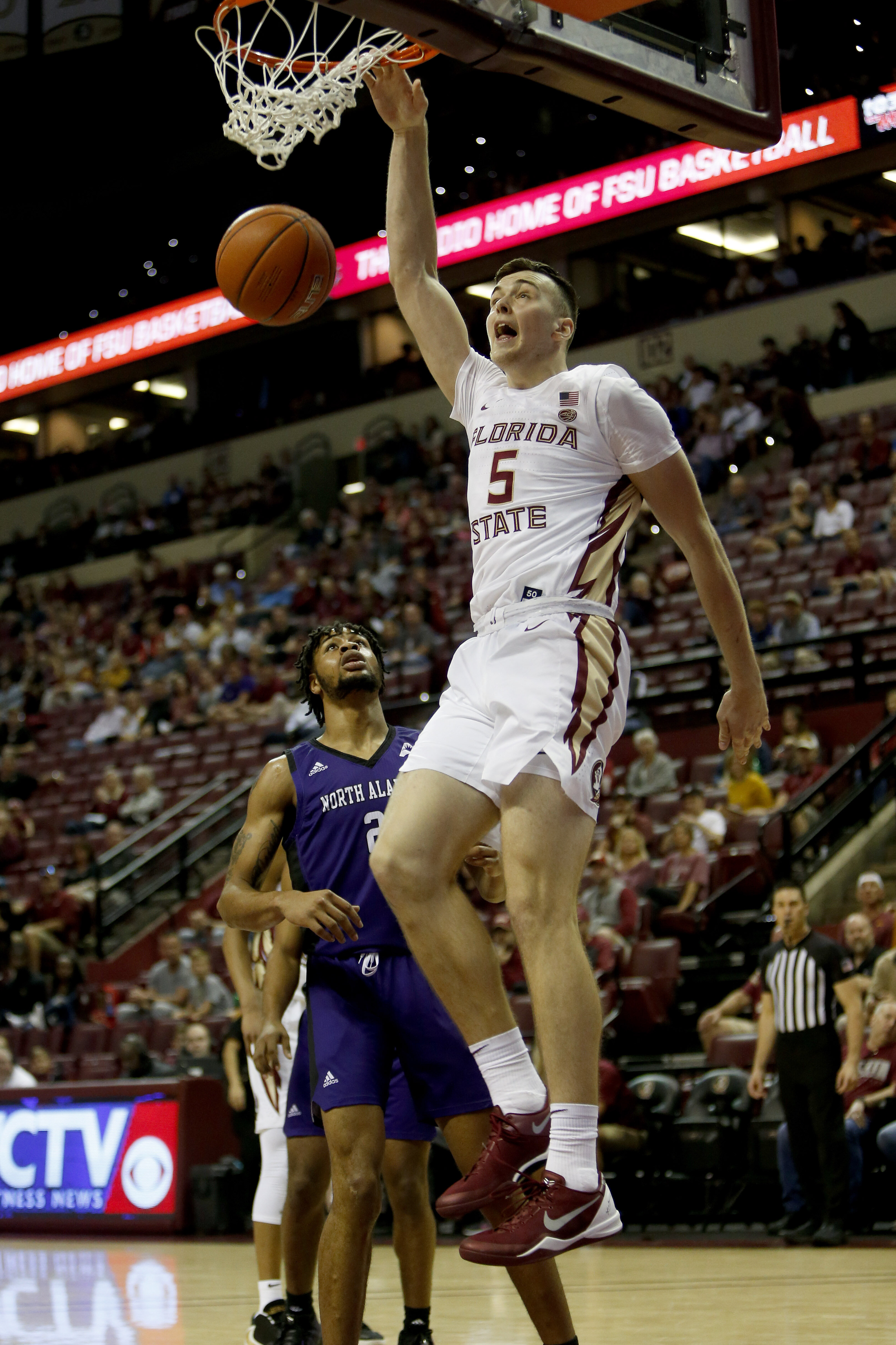 NCAA Basketball: North Alabama at Florida State